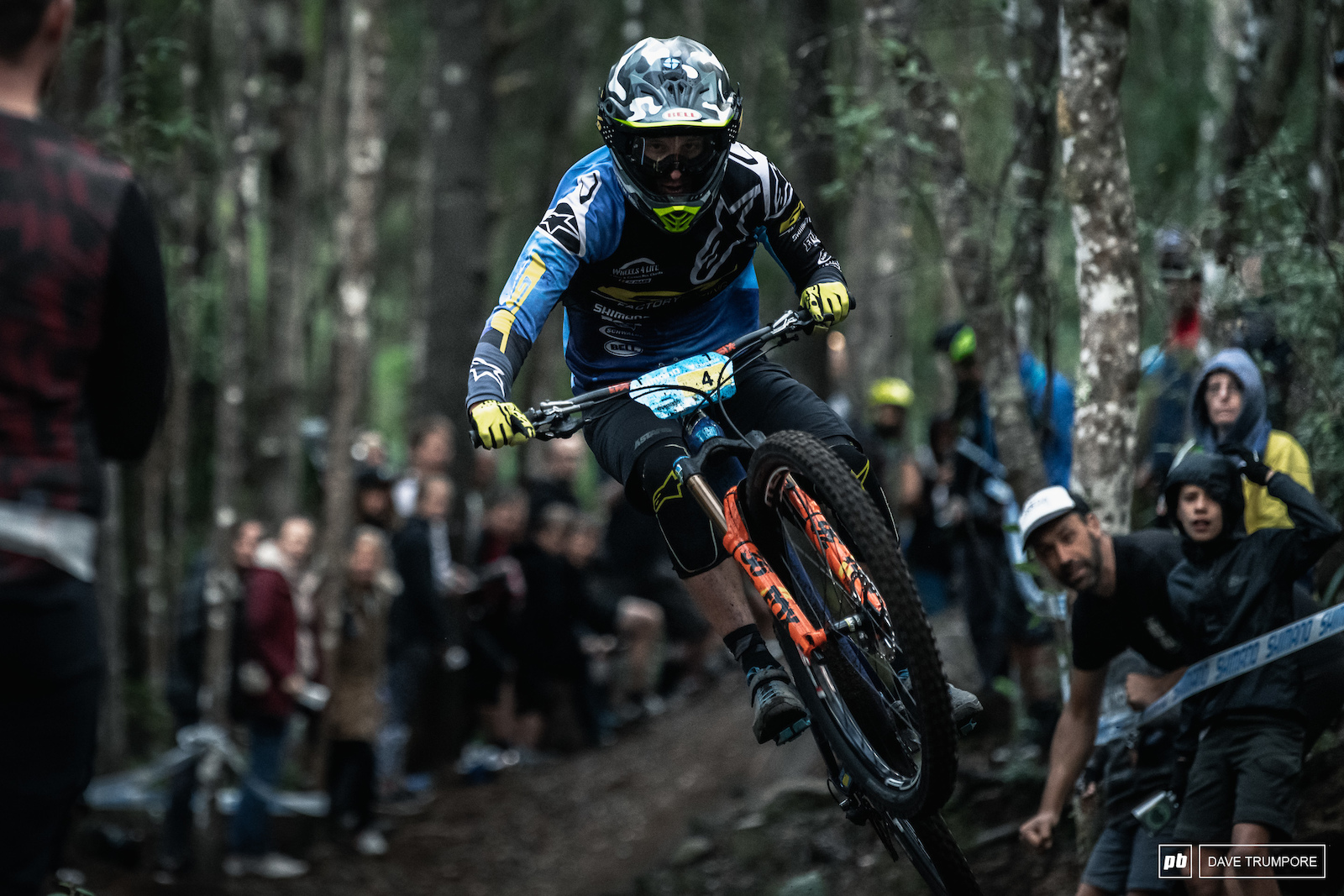 Finals Photo Epic: Aussie Aussie Aussie - EWS Tasmania 2019