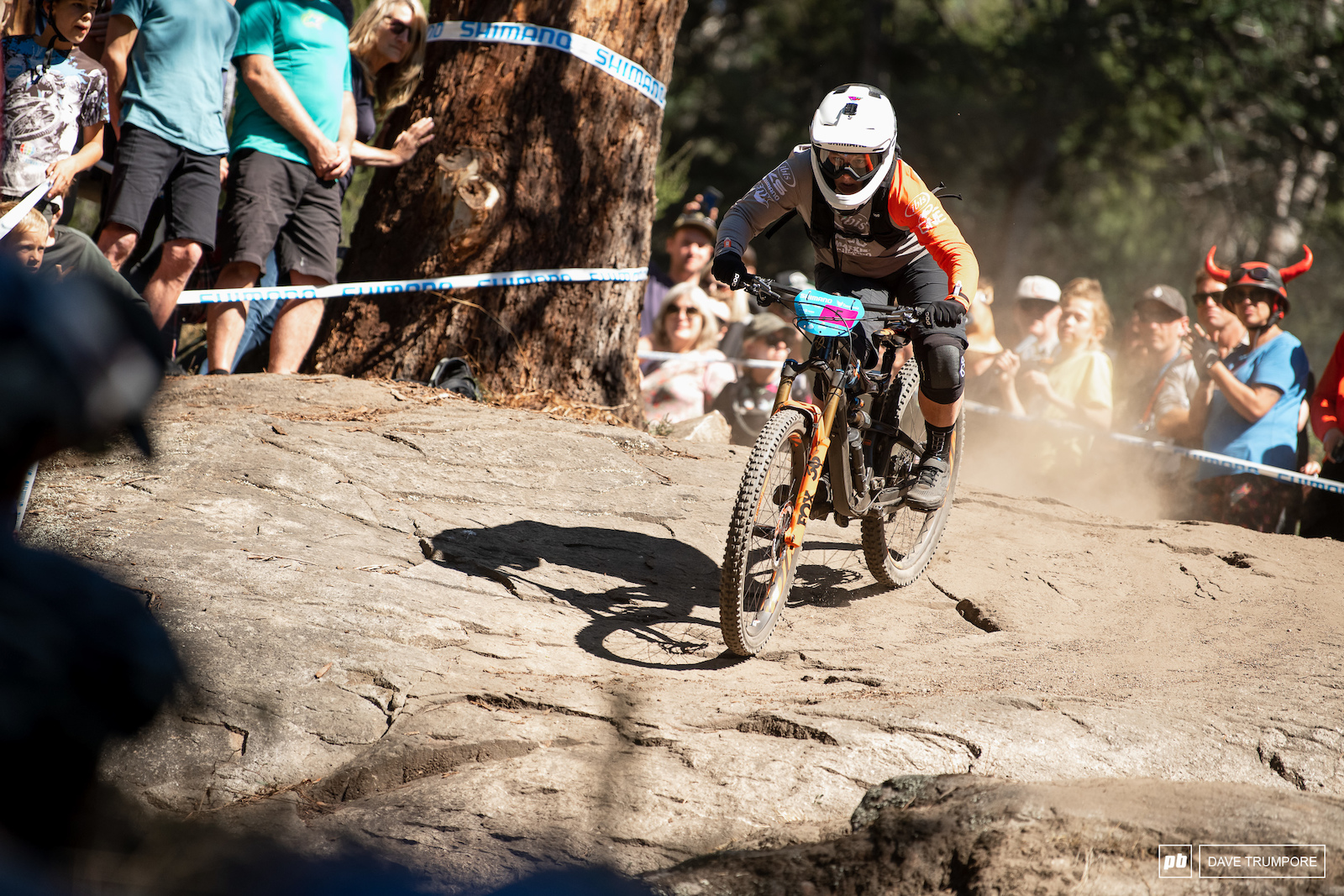 Bex Baraona missed out on the podium this week but stall managed to finish in the top 5.