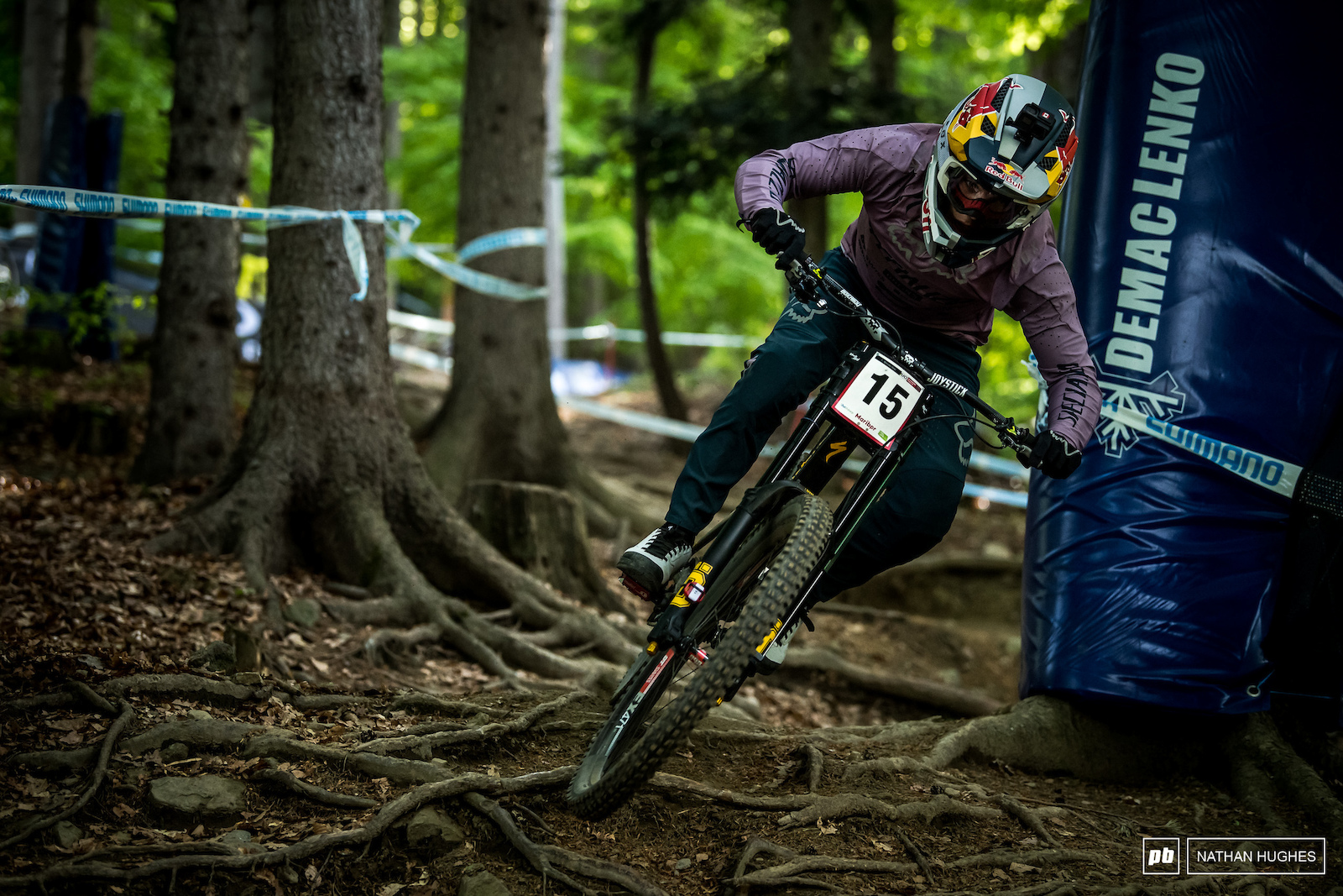 Finn Iles noe has another season of experience under his belt in elites and looks extra dangerous already.