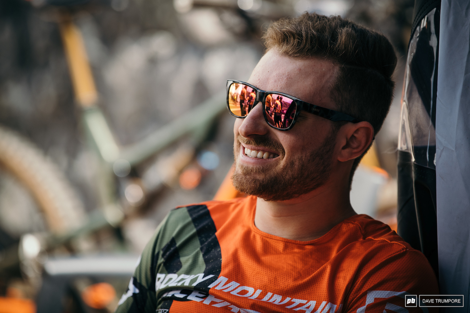 The last time the EWS came to Madeira Jesse Melamed was the man to beat before a mechanical ended his race. He will carry that confidence into the weekend to challenge the dominance of Martin Maes.