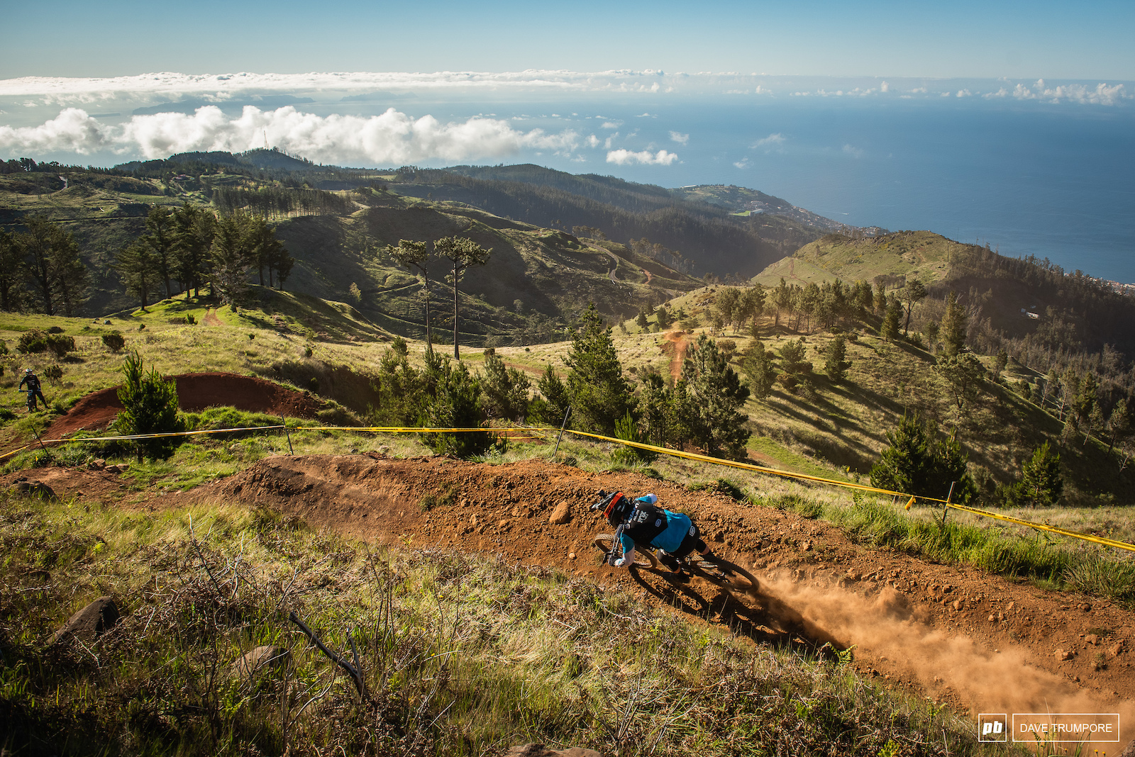 Youn Deniaud pinned down stage 4 that will kick off day two of racing in Madeira