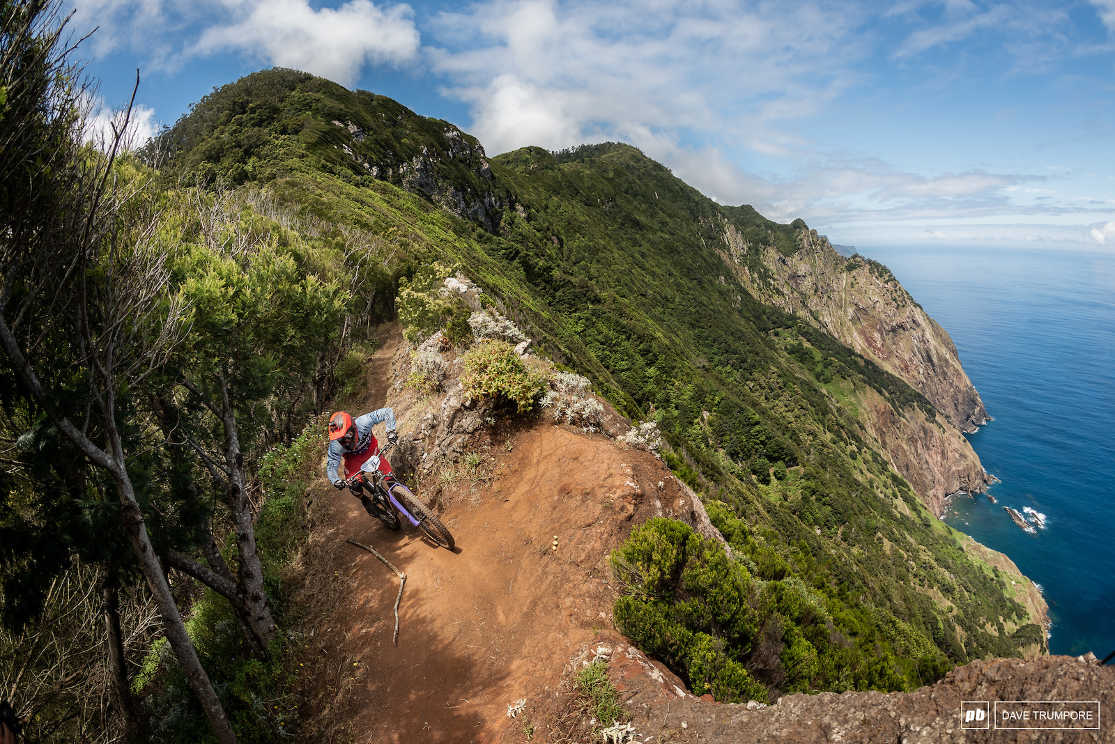Theo Galy and one of Madeira s most well known photo spots.