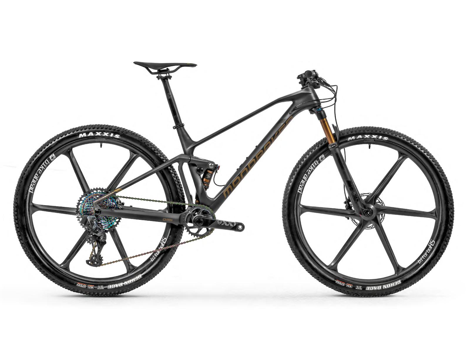 XC racing bike