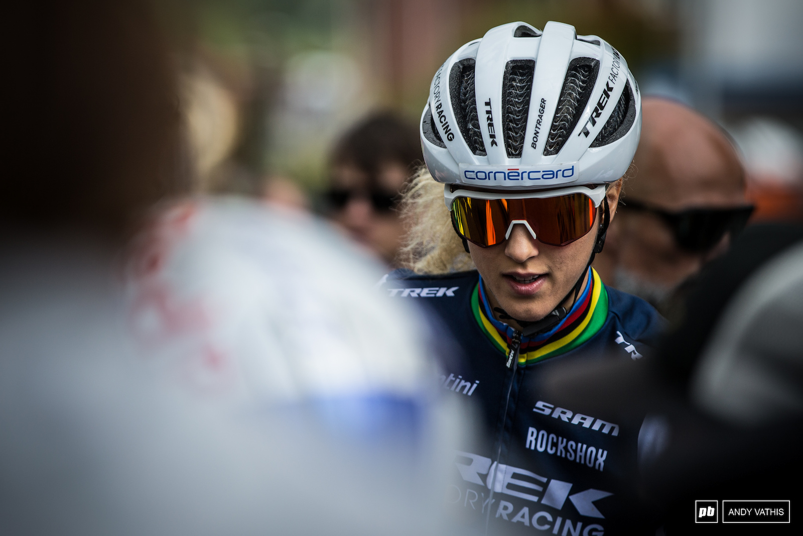 Jolanda Neff in the new kit looking for the repeat performance from last year.