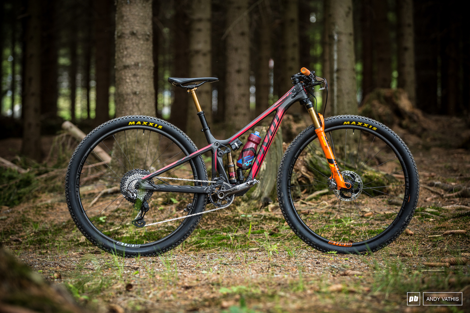 2ec7c50e8 5 XC Race Weapons from the 2019 Nove Mesto World Cup - Pinkbike