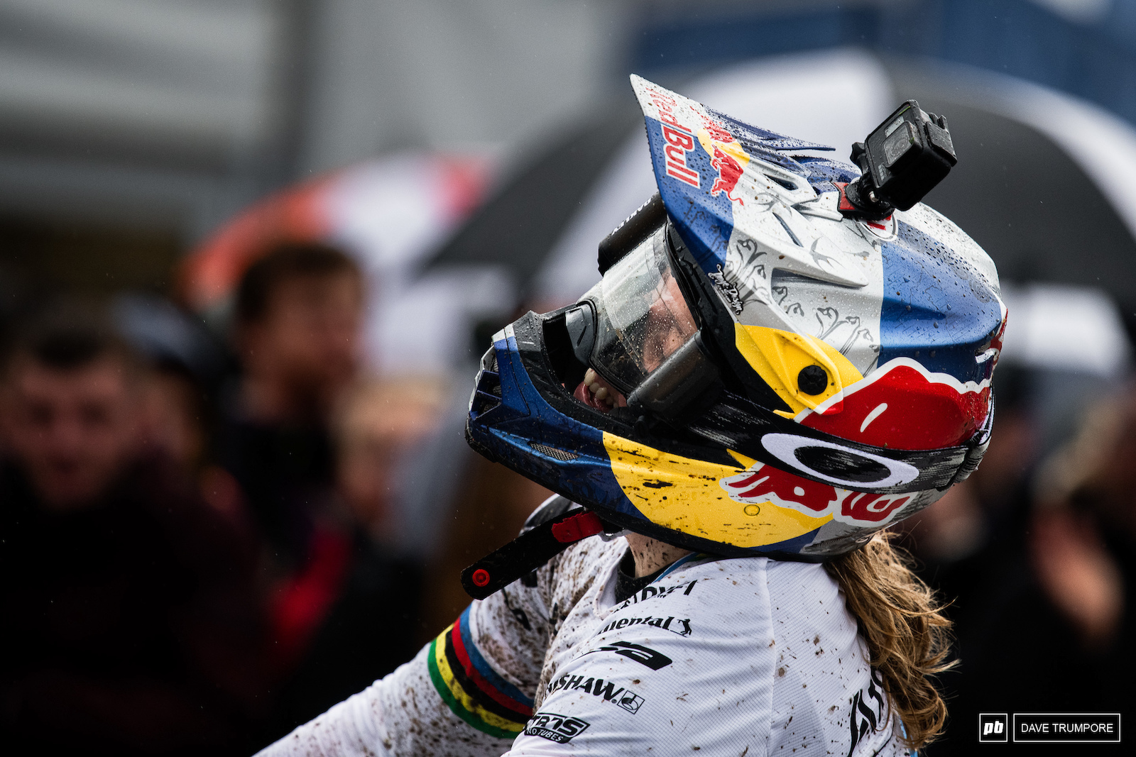 There nothing better for Rachel Atherton than winning at home in Fort William.