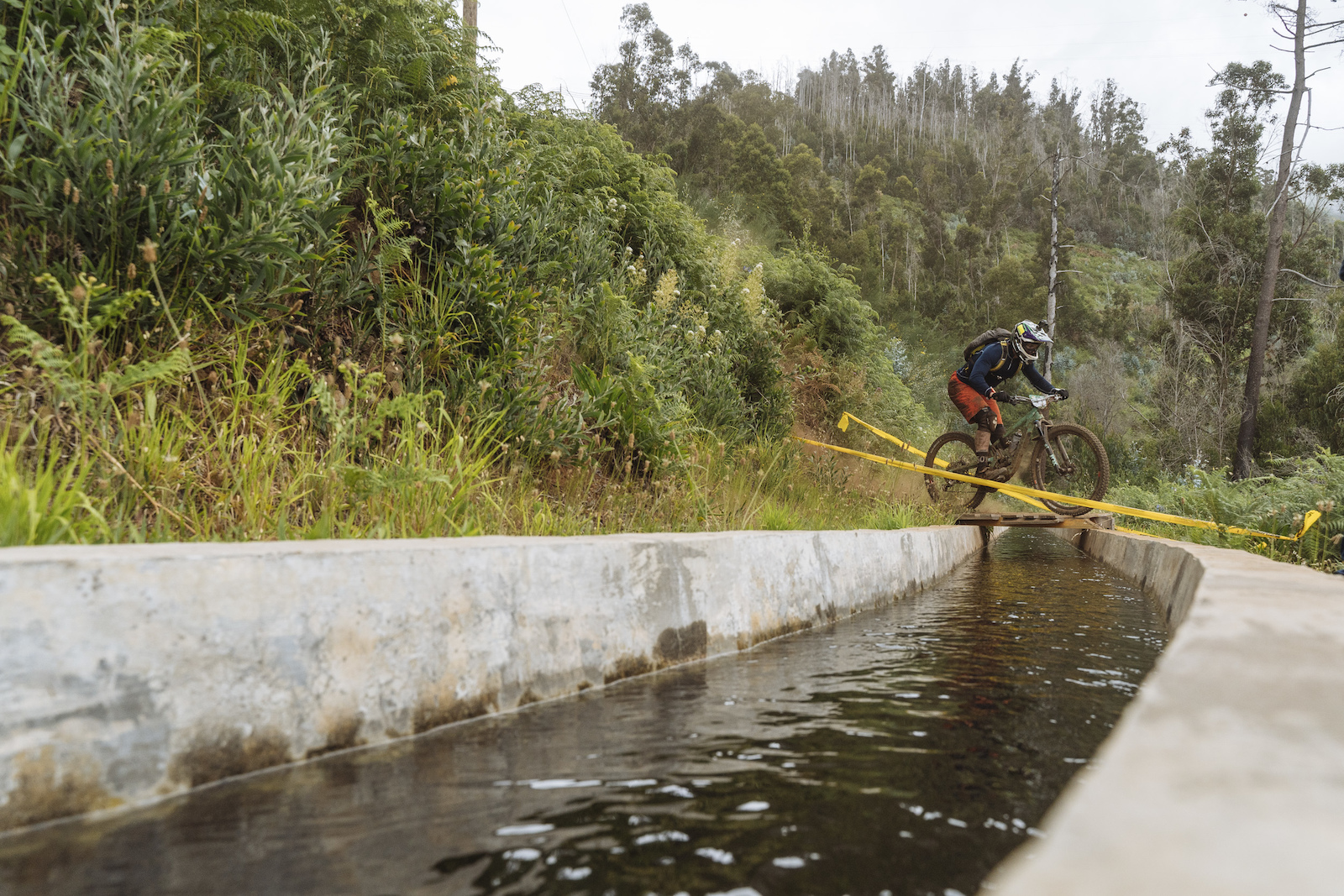 One more levada crossing.