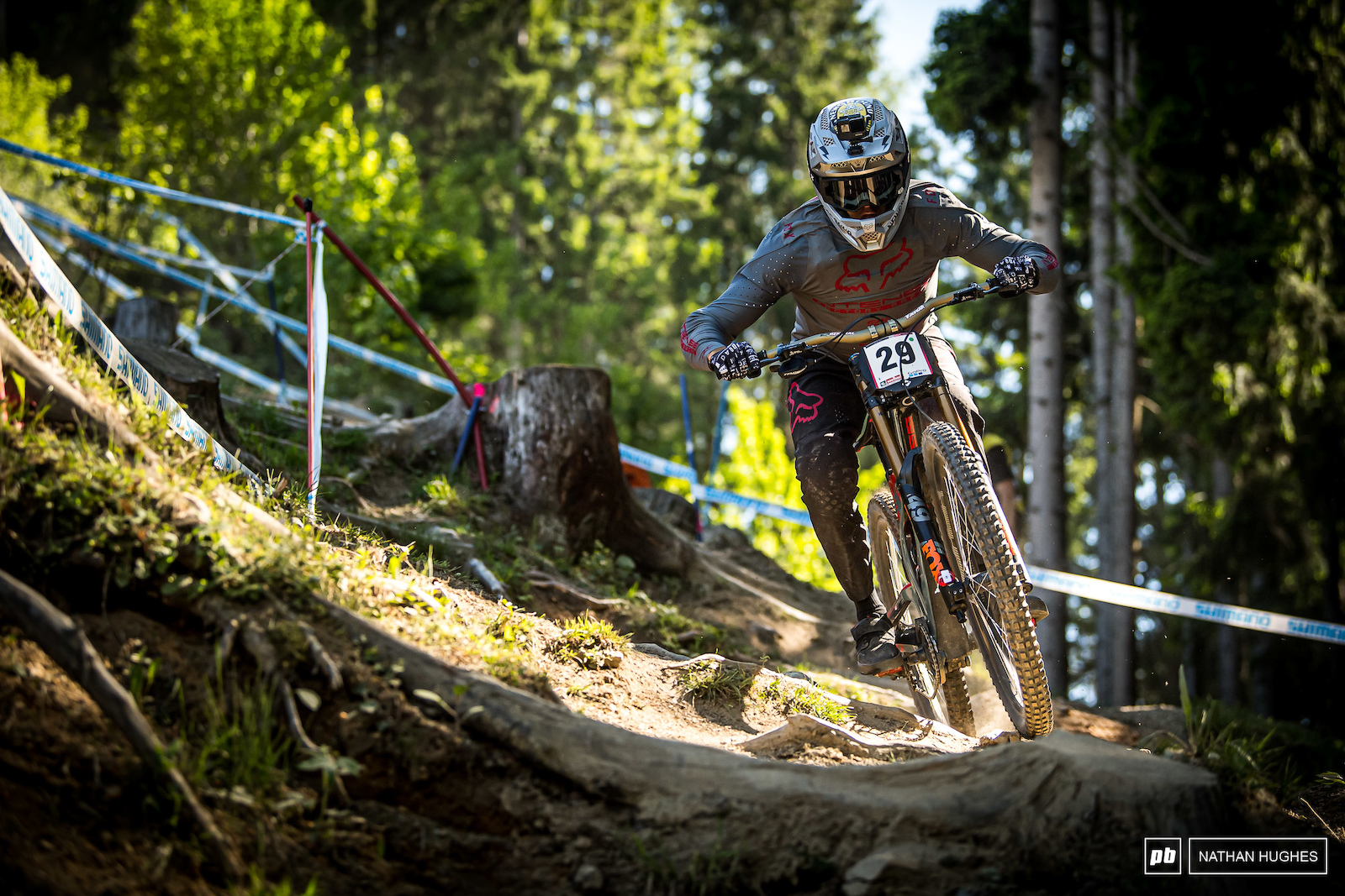 Neko Mullaly enjoyed a solid 22nd at the especially savage Fort William last weekend. Let s see if he can bring his plate into the teens here in Austria.