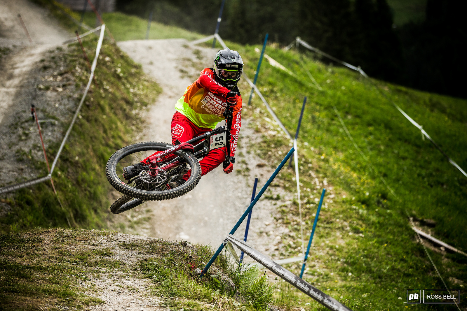 Having Mitch Ropelato back between the World Cup downhill tapes is great news for the photographers on the hill.