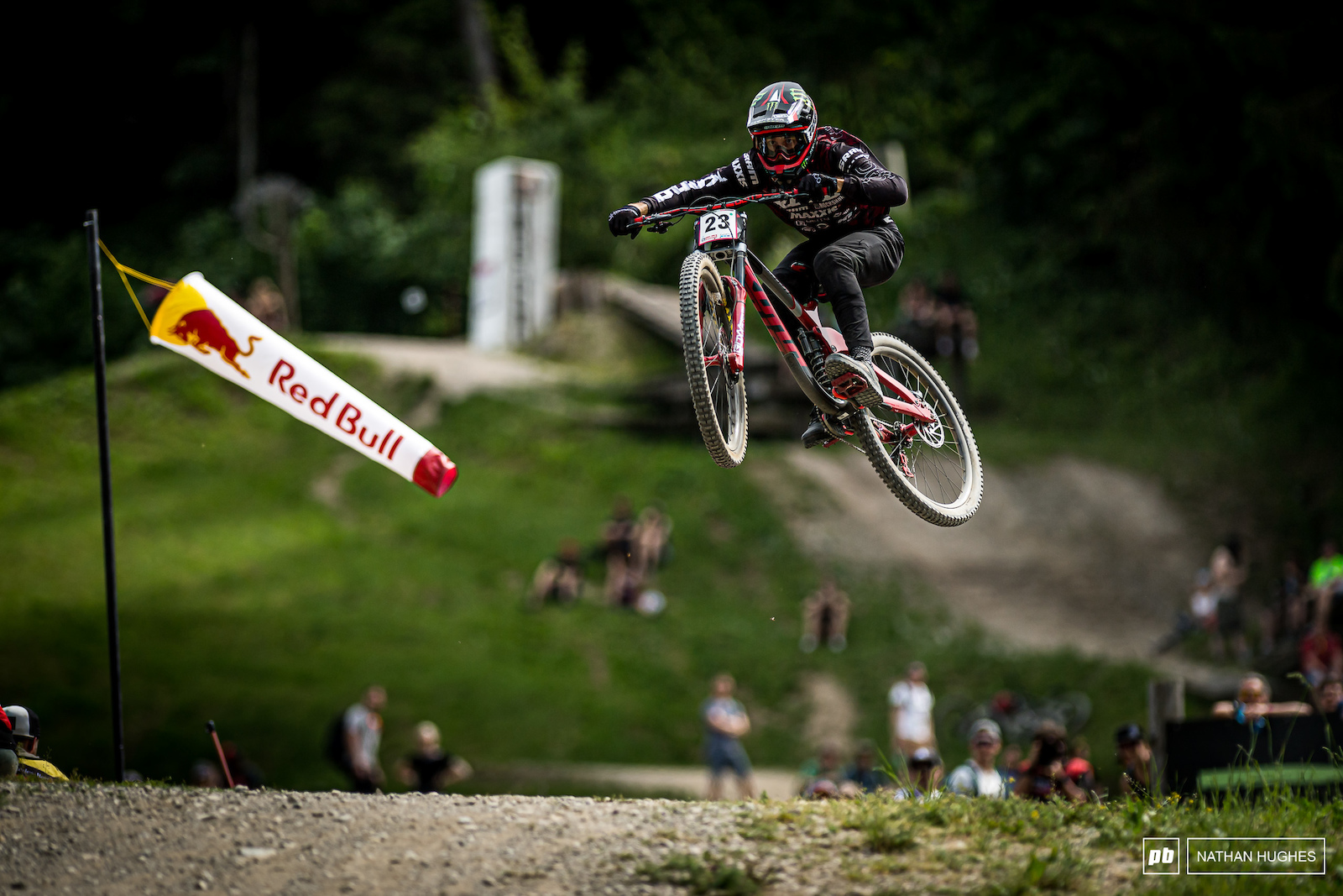 Connor Fearon did it again with yet another Austrian top 10.