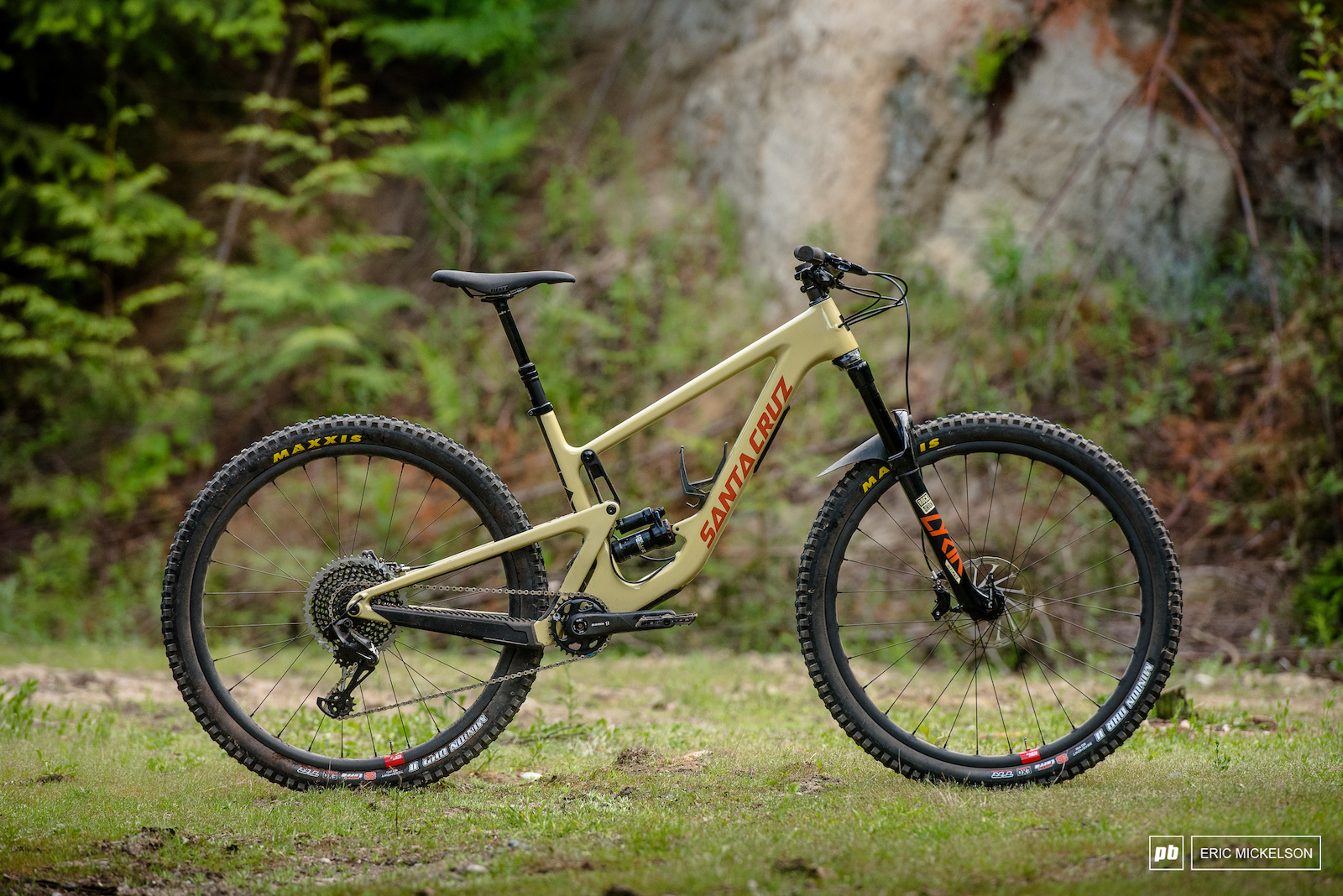 5338a70a2d9 Review: The 2020 Santa Cruz Hightower Gets a New Look & More Travel ...