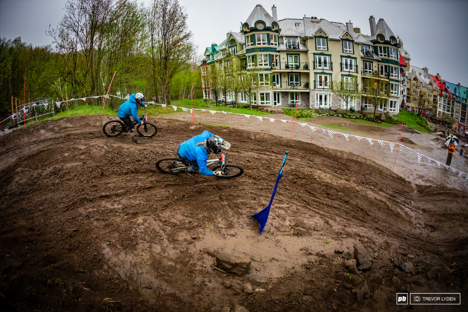 The dual slalom event was a crown favorite at the Crossroads festival.
