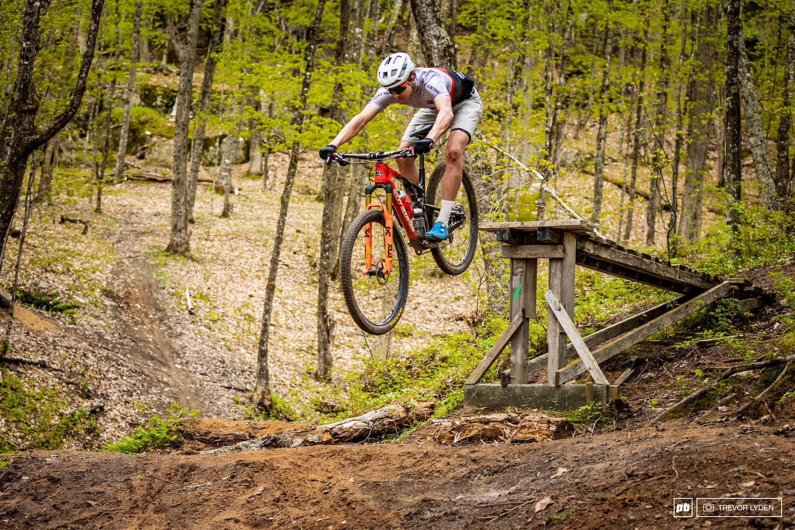 While there are countless miles of singletrack there s also a small freeride zone to work on your trick progression.
