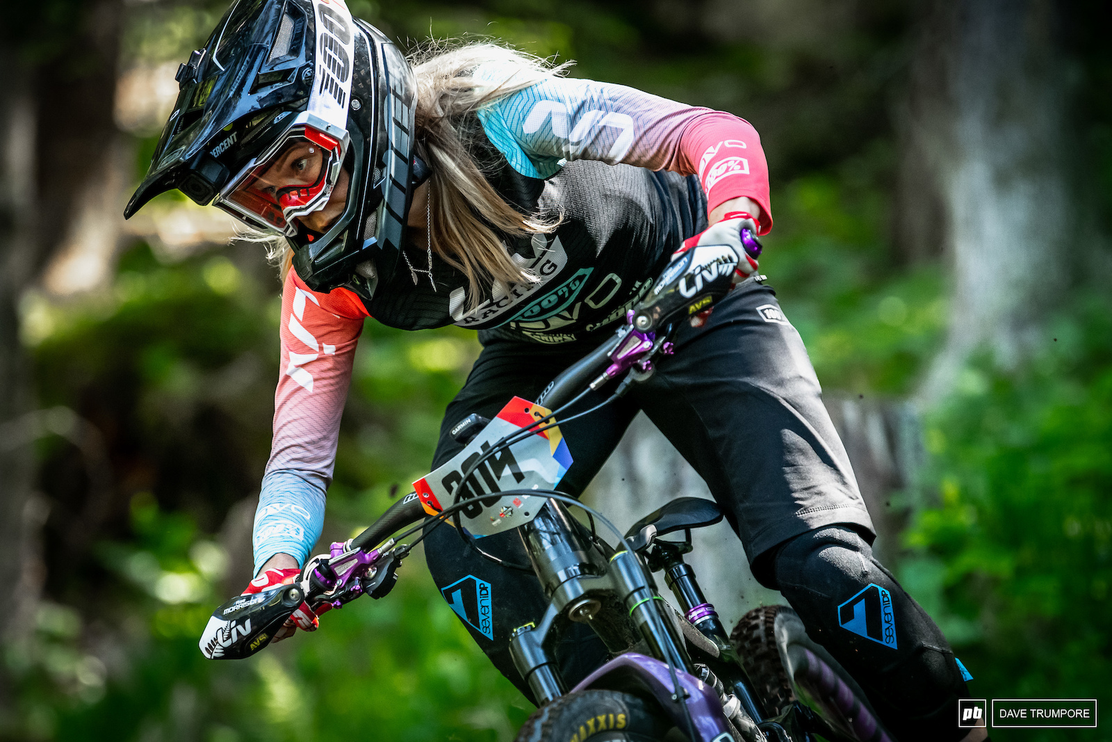 Ree Morrison won a stage in Madeira and if she can find consistency through the day she will be a podium contender.