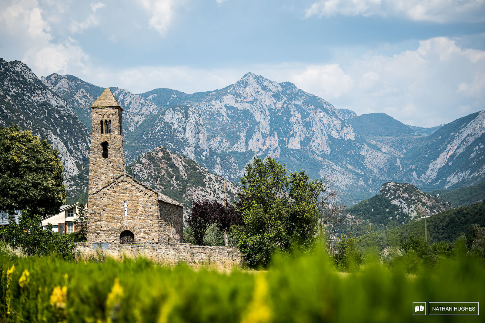 It s rare to see much in the way of old and rustic in the mostly new and polished principality of Andorra.