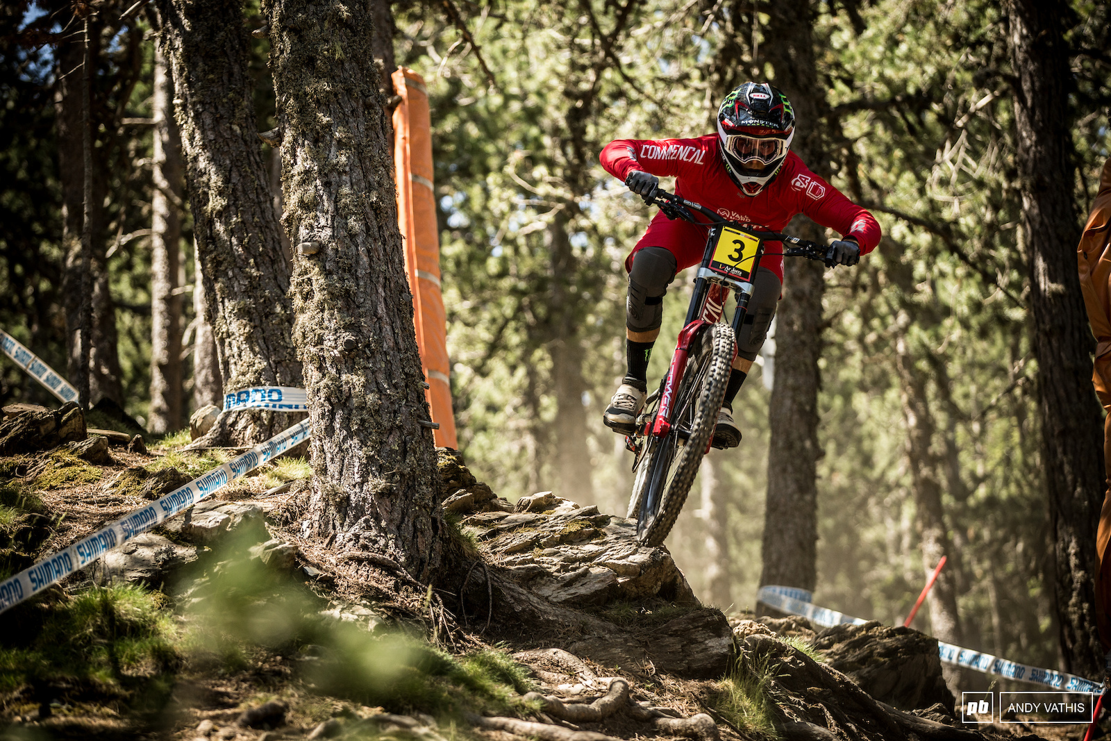 Amaury couldn t quite get the win for Commencal on home turf here last year. Let s see how this weekend plays out. It s anyone s game.