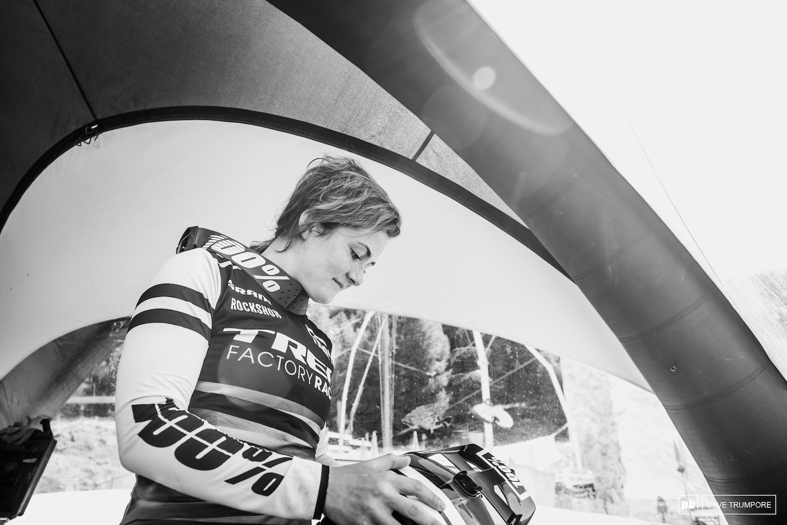 Katy Winton is fully recovered as thrilled to be back racing at the EWS once again.