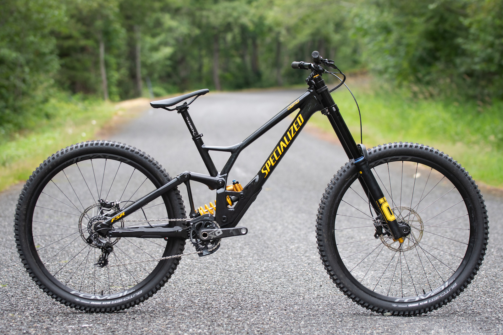 510901bbe46 First Ride: The 2020 Demo 29 - Specialized's New Aluminum DH Race ...