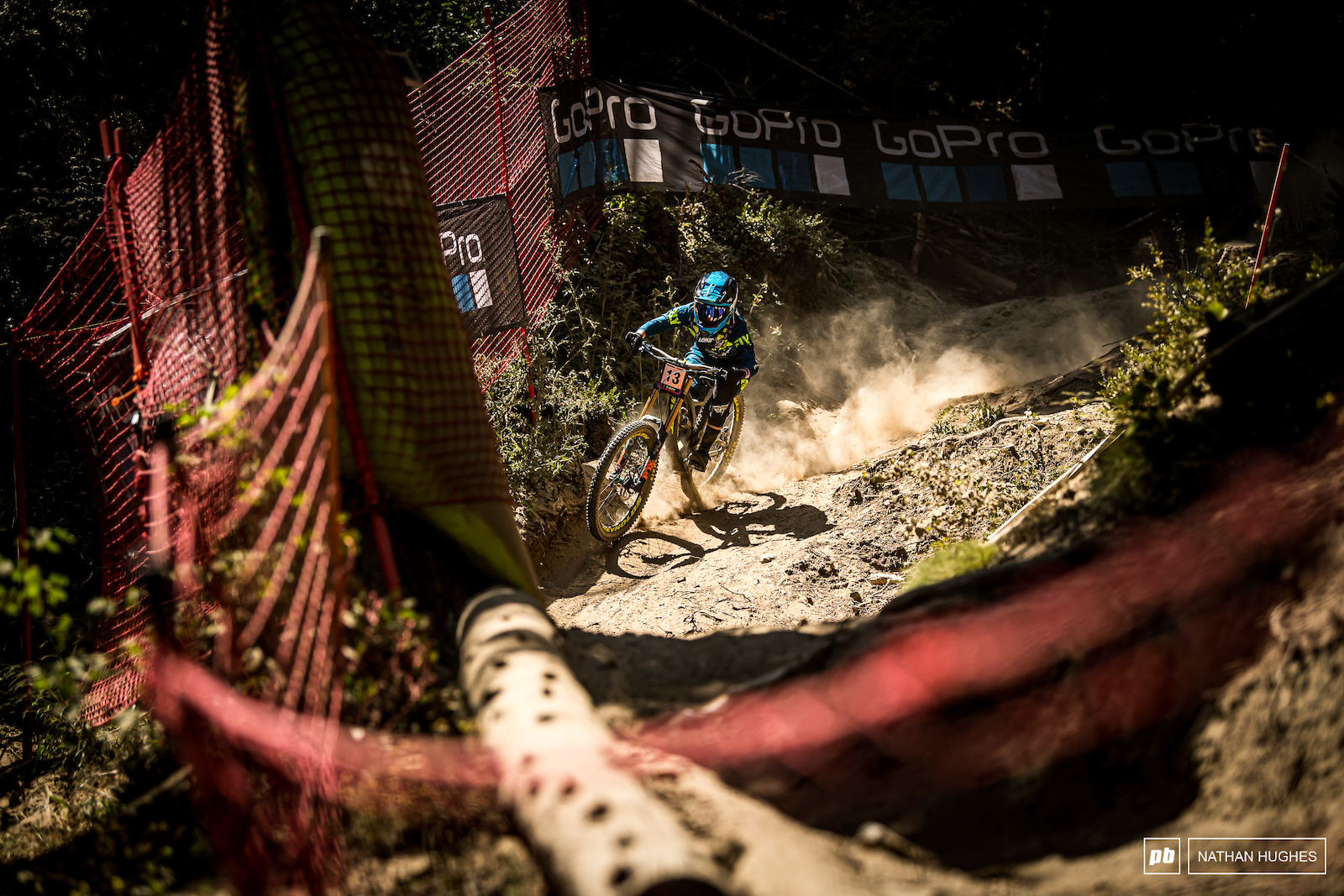 Siegenthaler is no stranger to the podium and Vallnord couldn t shake her 4th on the day.
