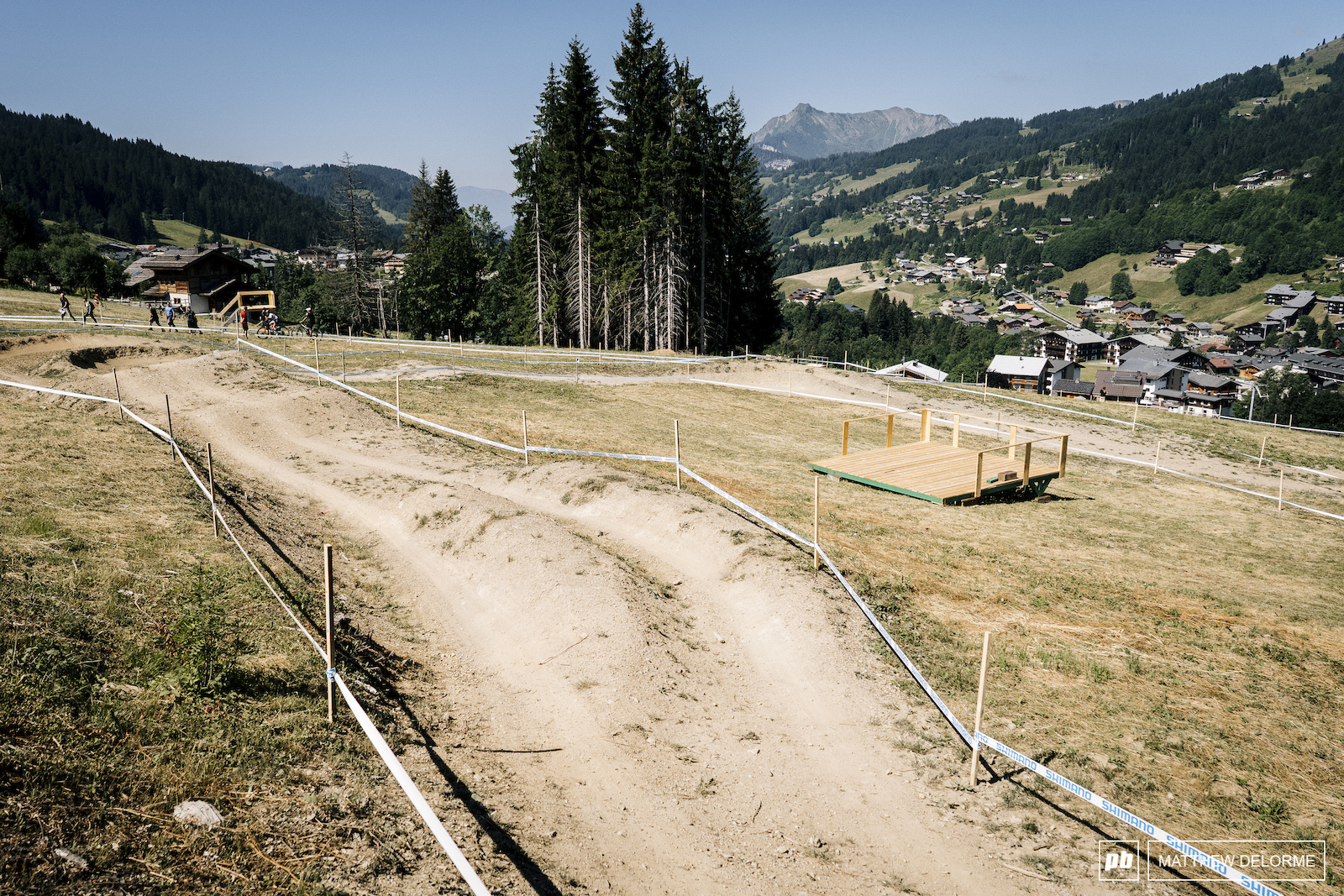 The Crankworx DS course should provide some excitement.