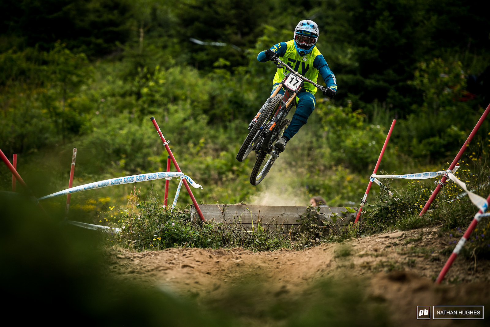 Eddy Masters still flying inside the top 20 despite time away to win the EWS.
