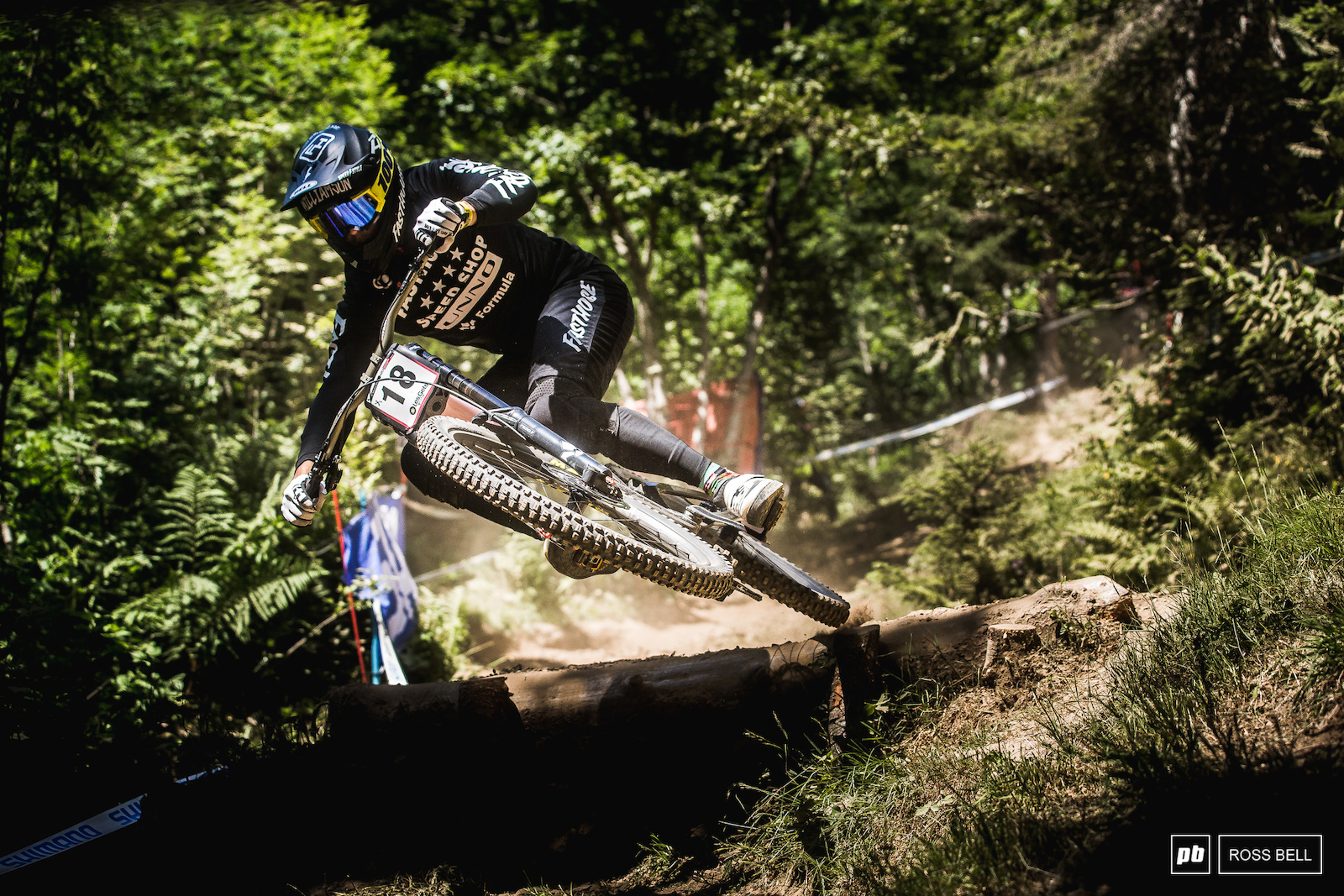 Two 10th placed splits tell an untold story for Greg Williamson today he slid out and ended back in 54th.