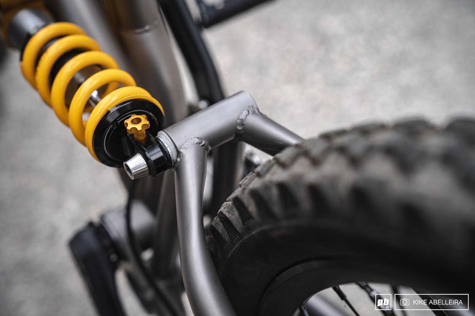 Mega Alpe dHuez 2019 Caminade Chill Easy bike check