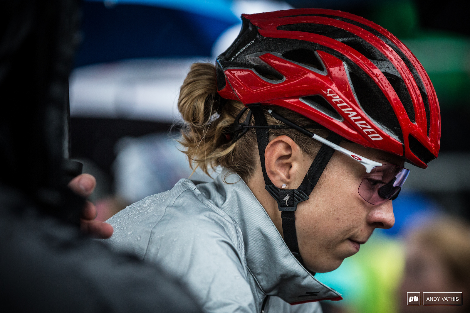 Annika Langvad is back from injury and ready to test herself in the worst conditions possible.