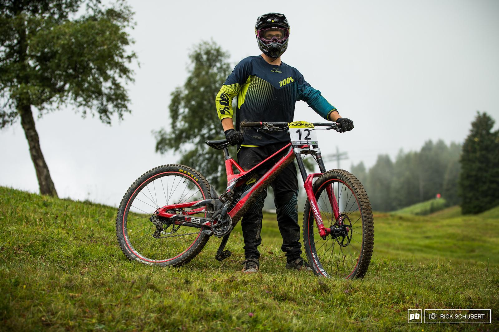Valentin Wimmer from Austria