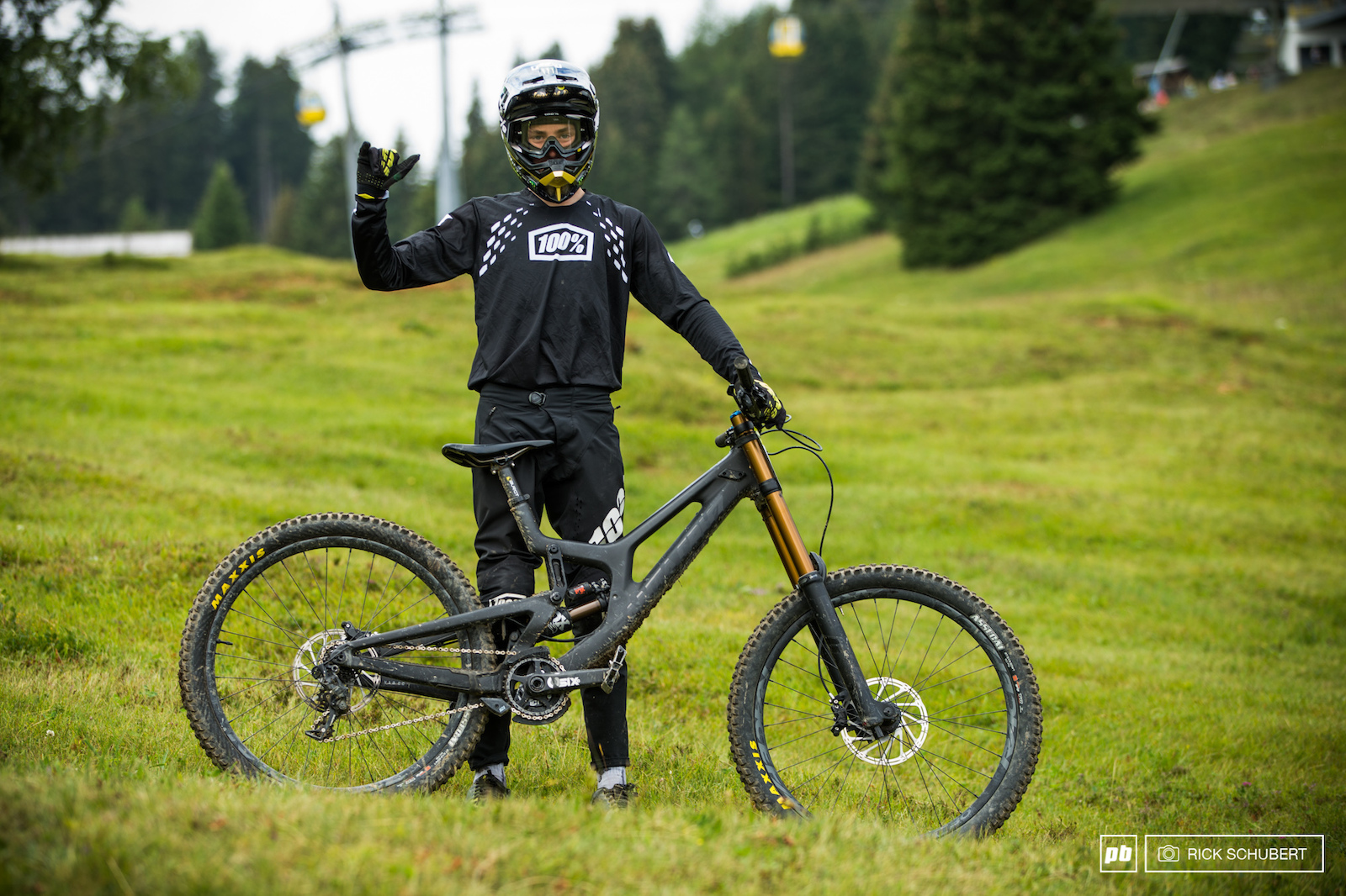 Ike Klaassen rips and is already hitting Fest Series jumps with 15 years to his age