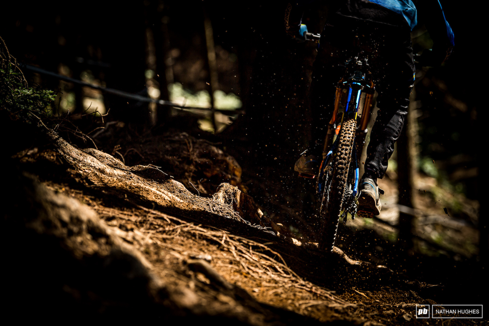Fantastic that the loam is back in Lanzerheide.