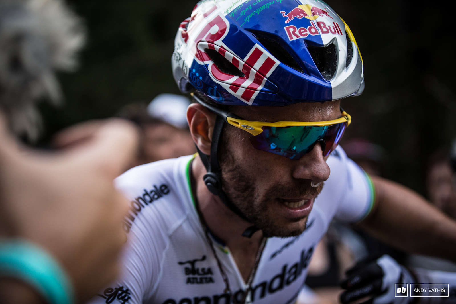 Avancini gassed still trying to figure out how to defeat van der Poel.