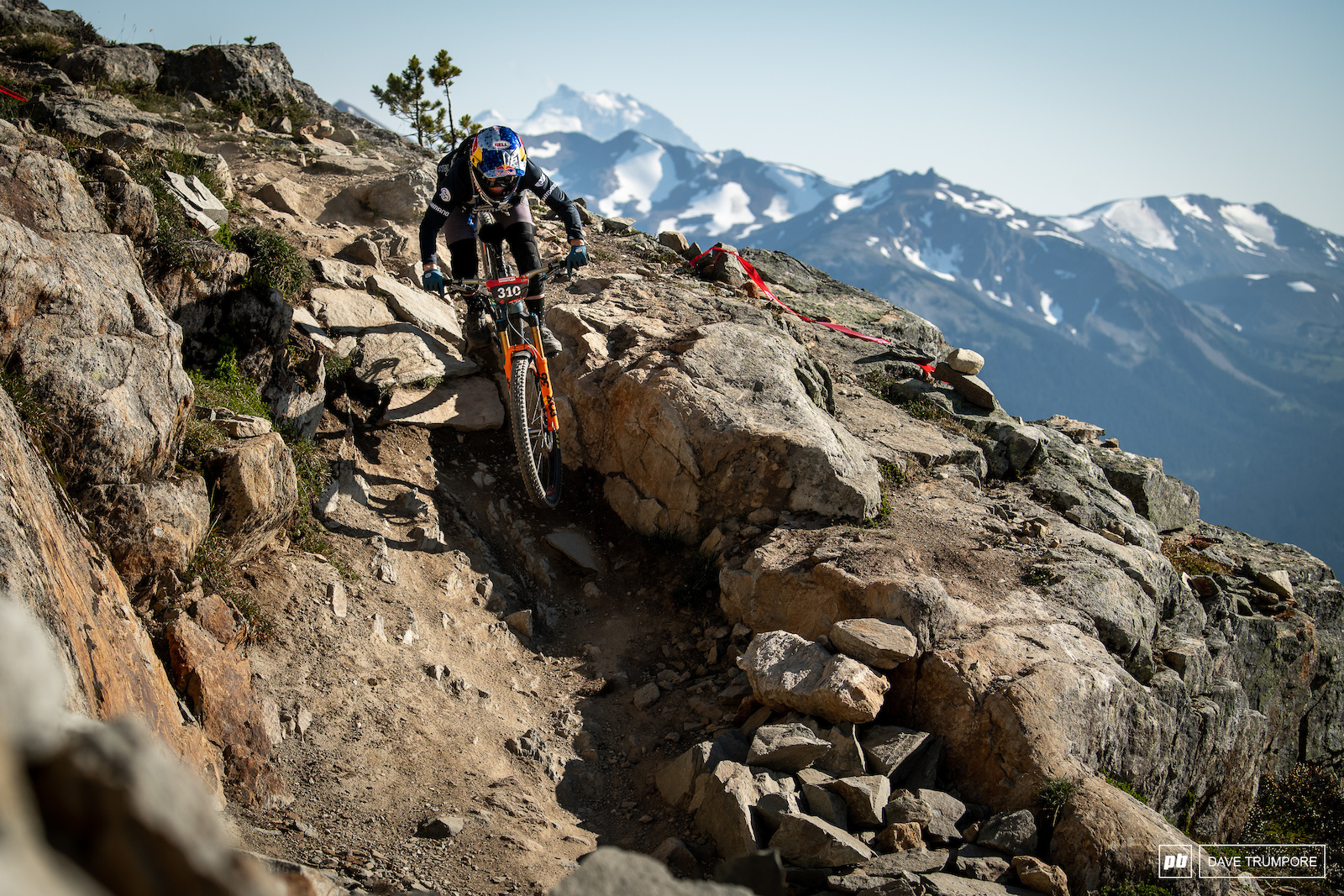 Jill Kintner returns to EWS racing this weekend and will be looking to back up her podium performance from earlier in the season