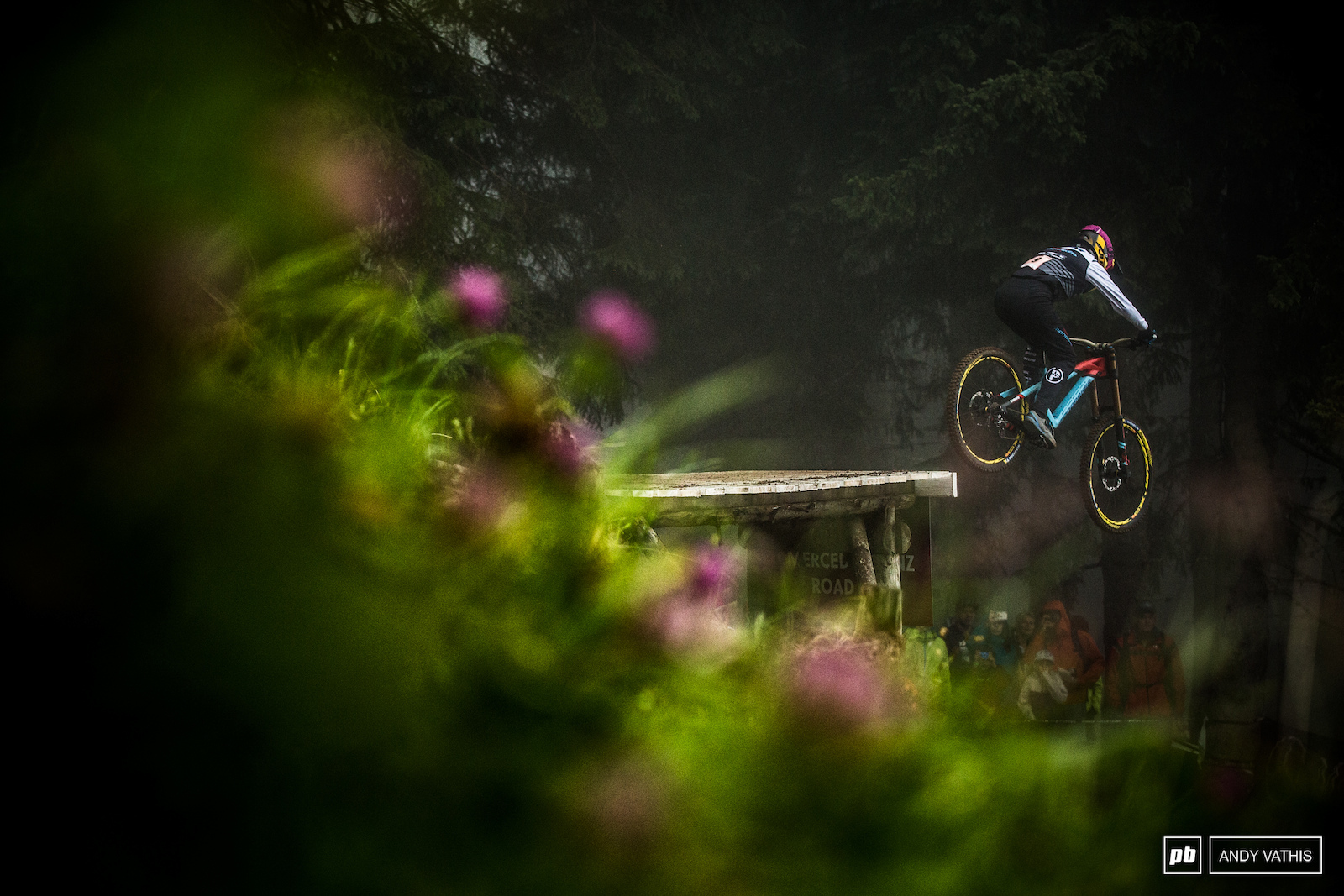 Eleonora Farina had a heartbreaking run in Val Di Sole with a mechanical ending her hope for a podium finish. The weather today didn t make it any easier either. She d finish just off the podium.