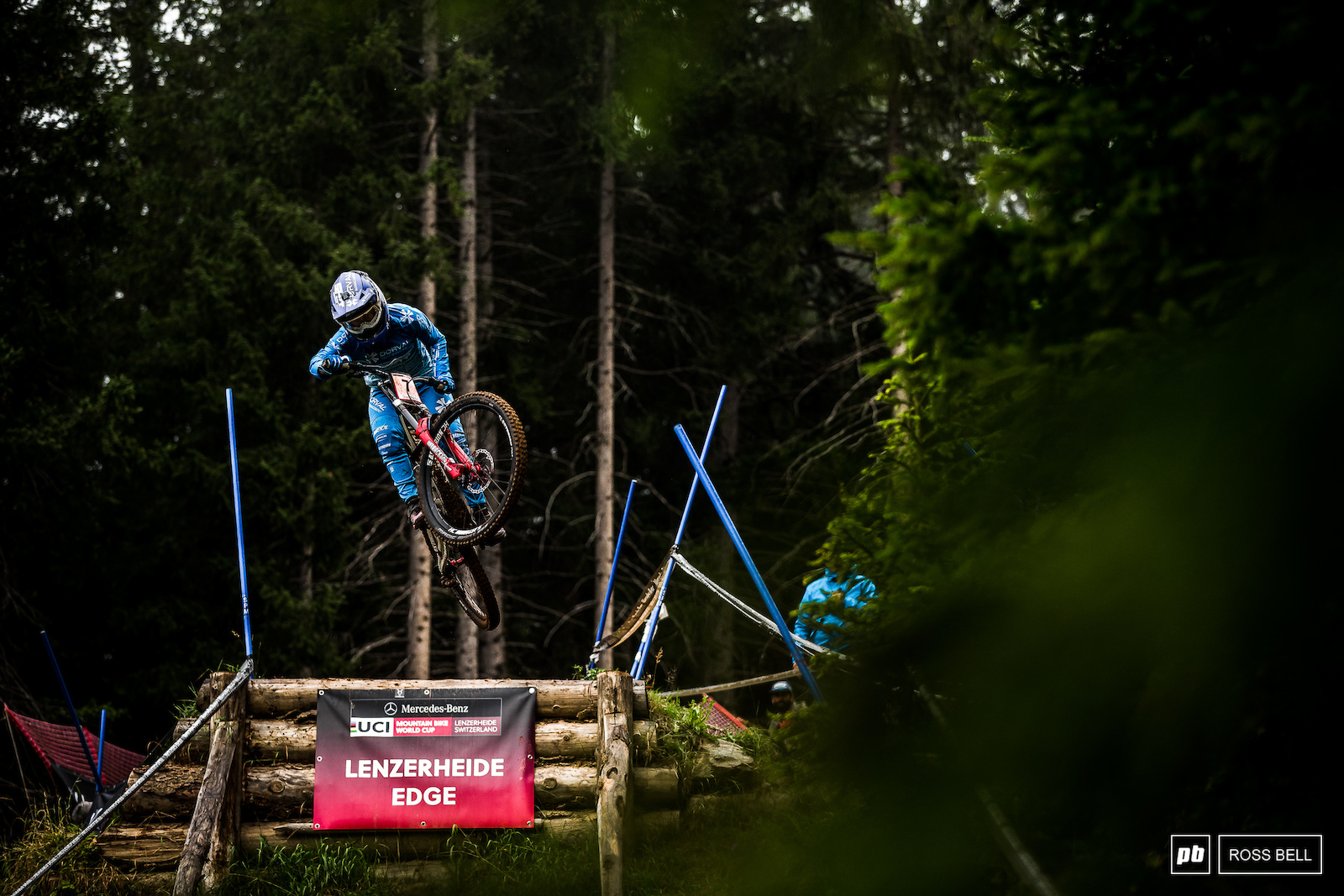 Finals Photo Epic: Down to the Wire - Lenzerheide World Cup DH 2019 - Pinkbike