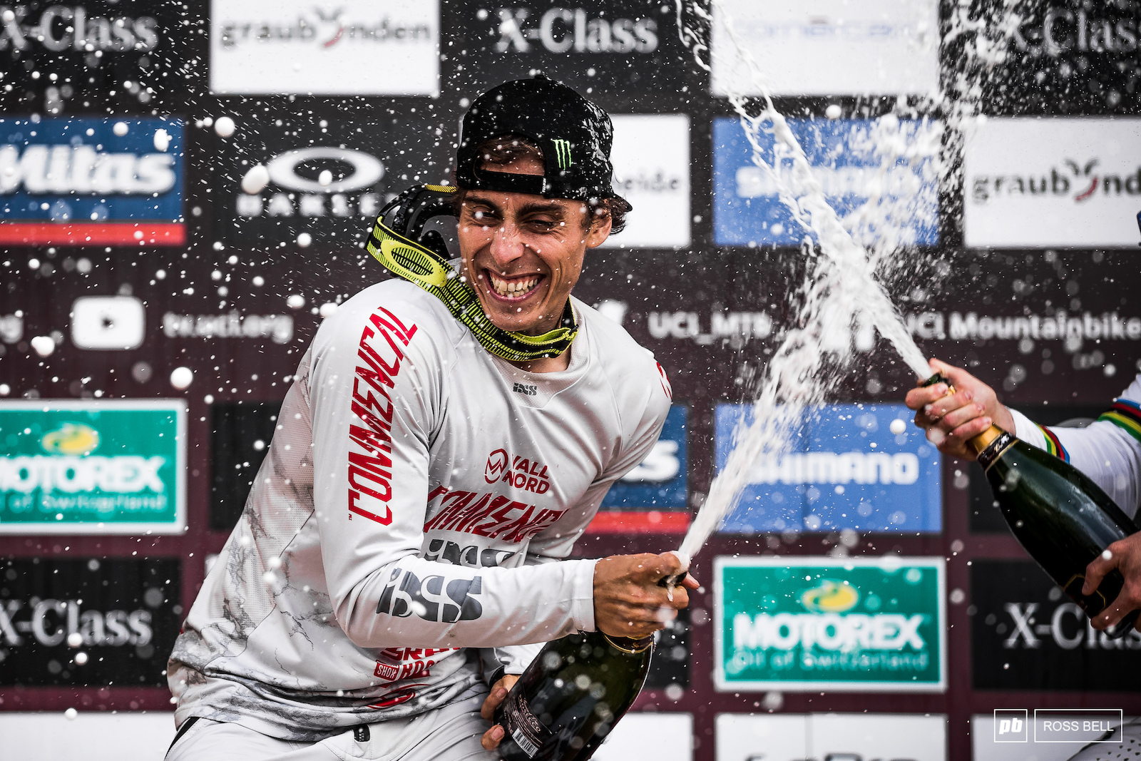 Third win of the season for Amaury Pierron as he keeps the overall dream alive.