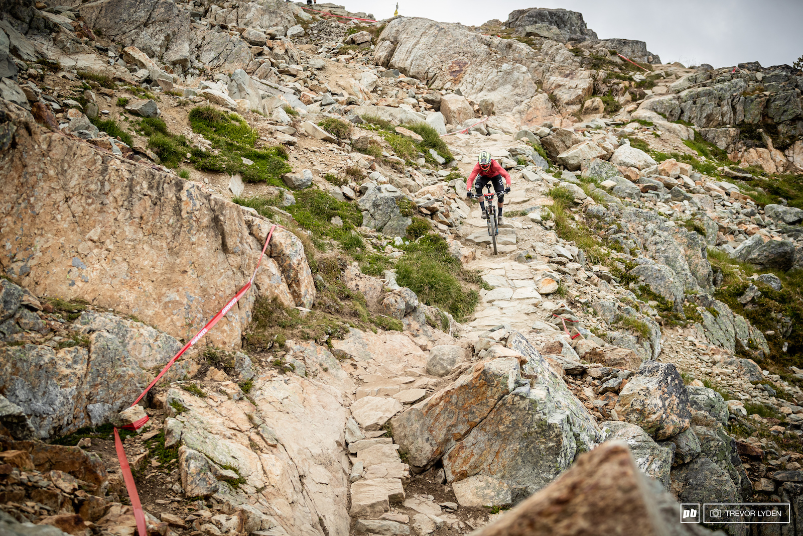 The top of the world trail is as classic high alpine adventure.
