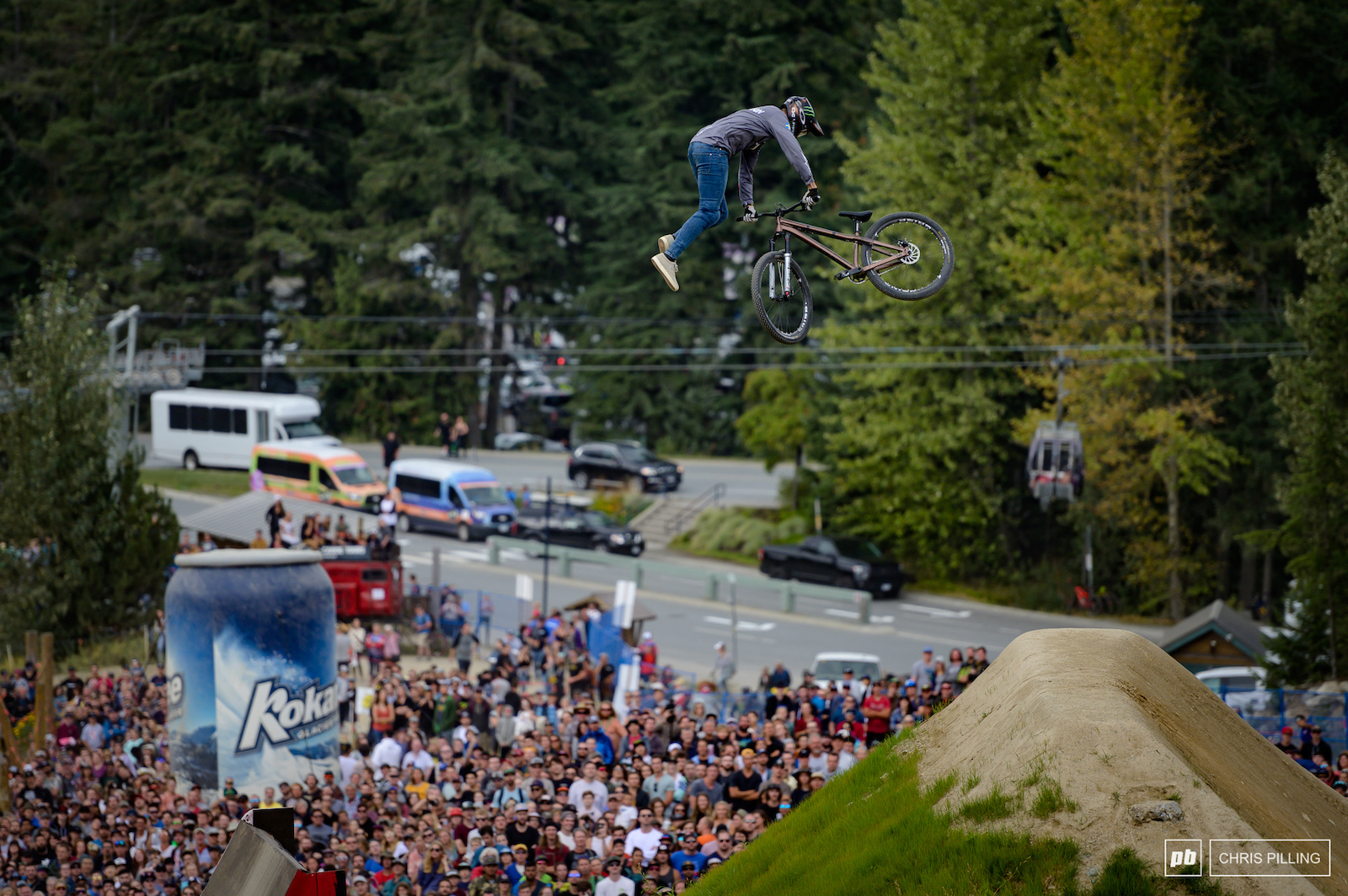 Max Fredriksson double tailwhip.