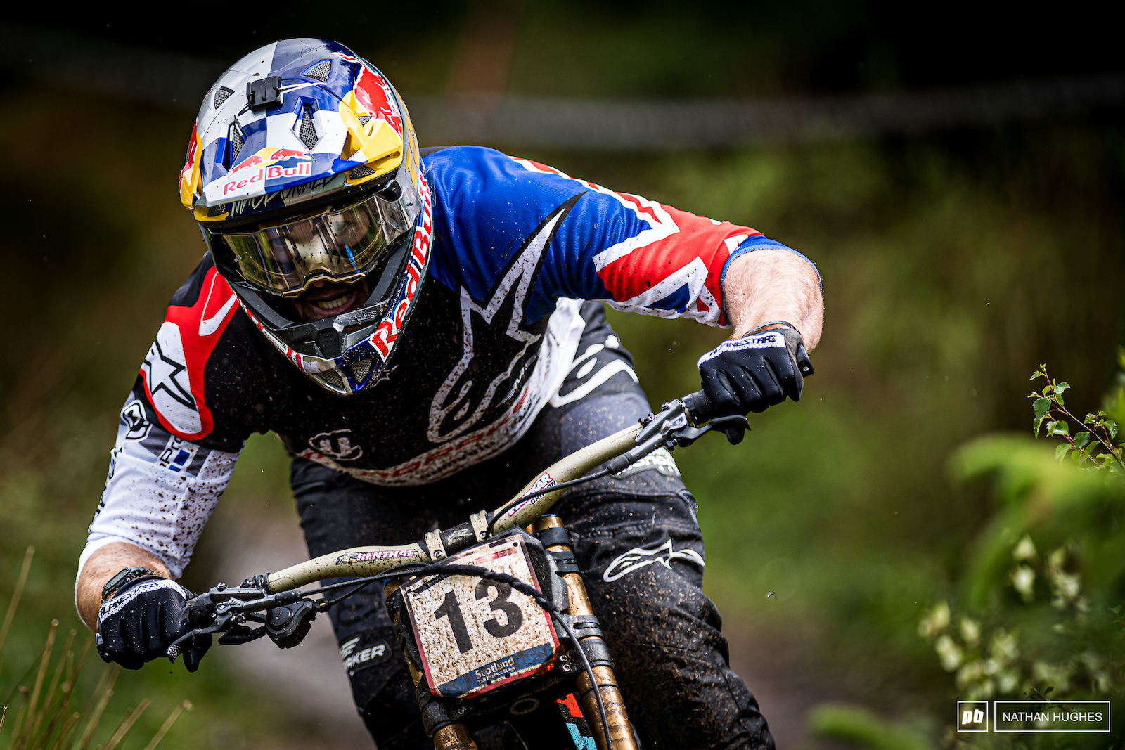 Brook MacDonald climbed steadily up the rankings through the splits for a top 10 and upgraded plate headed to Austria.