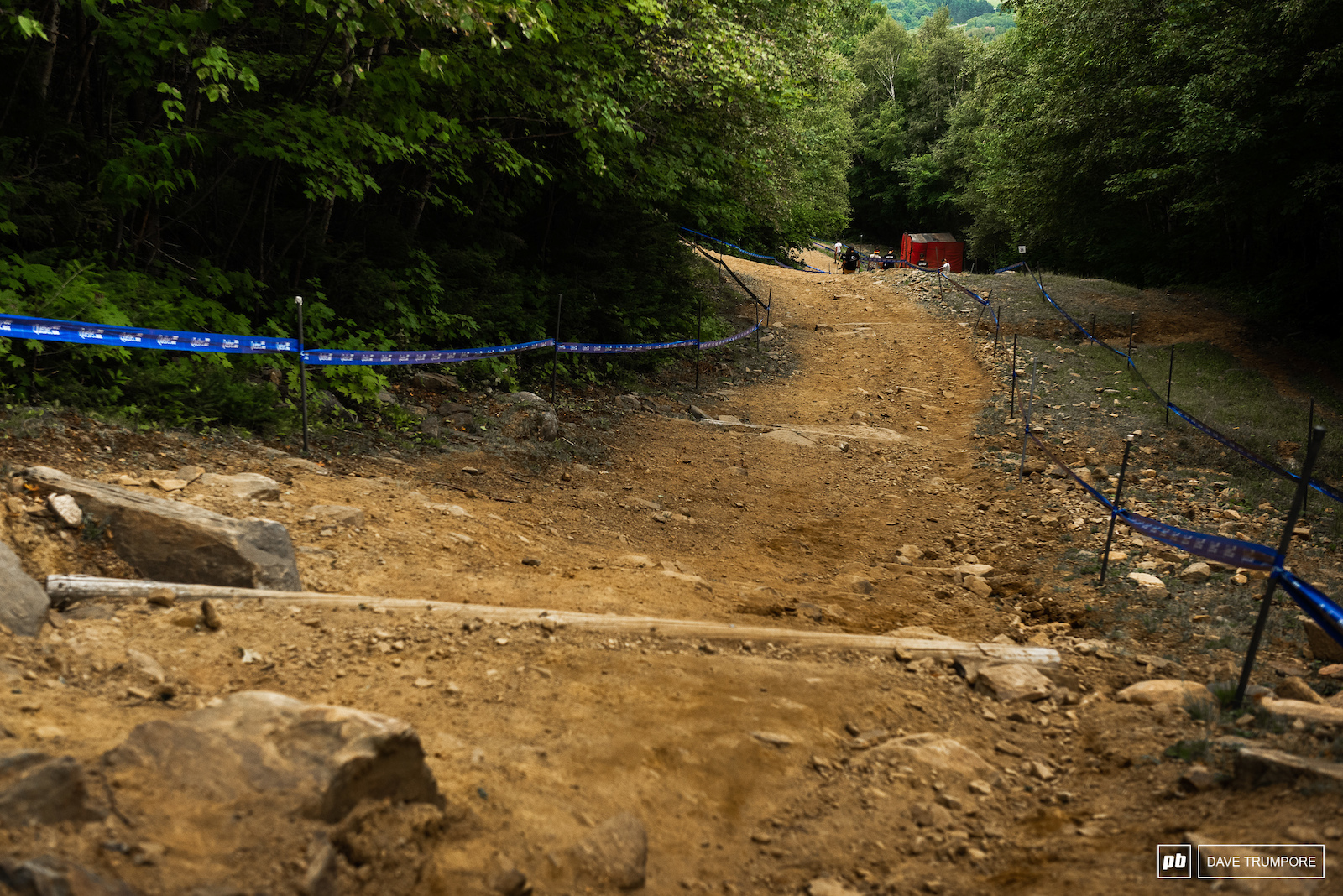 Without a doubt the fasters section of any world cup track out there