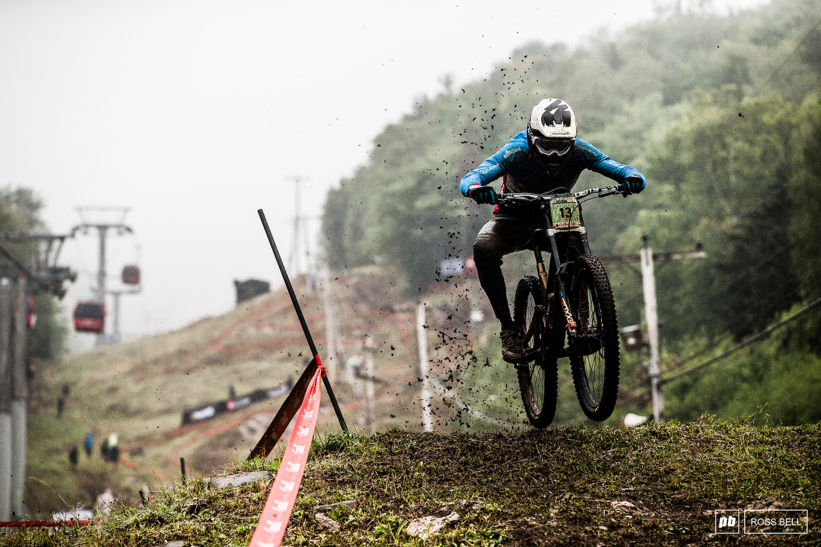 Elliot Jamieson podium-ed last year at World Champs and will want to repeat that success this time on home soil.