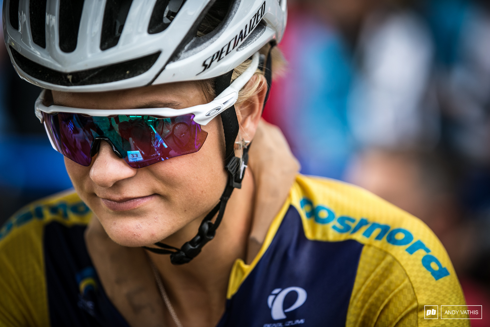 Jenny Rissveds did not have the repeat performance she thought she d have after her historic win in Lenzerheide.