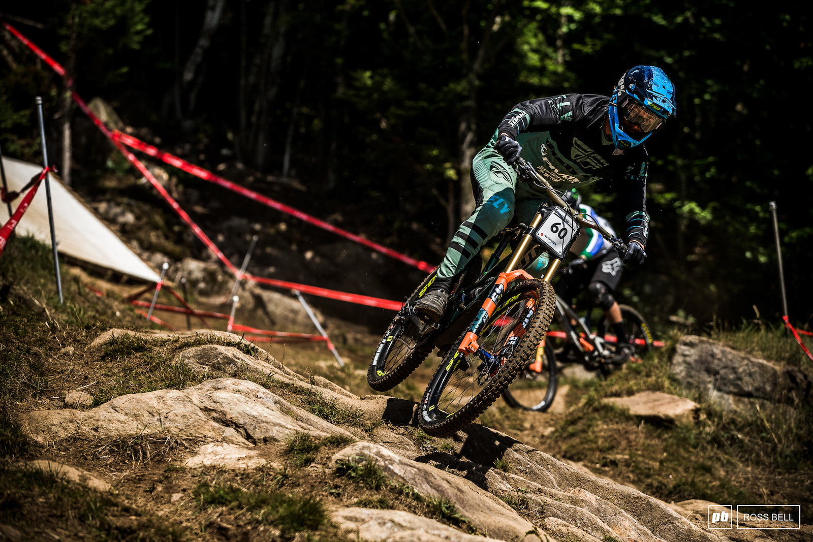 That s the best showing for Matt Walker on the downhill bike for some time. 11th place for the Kiwi.