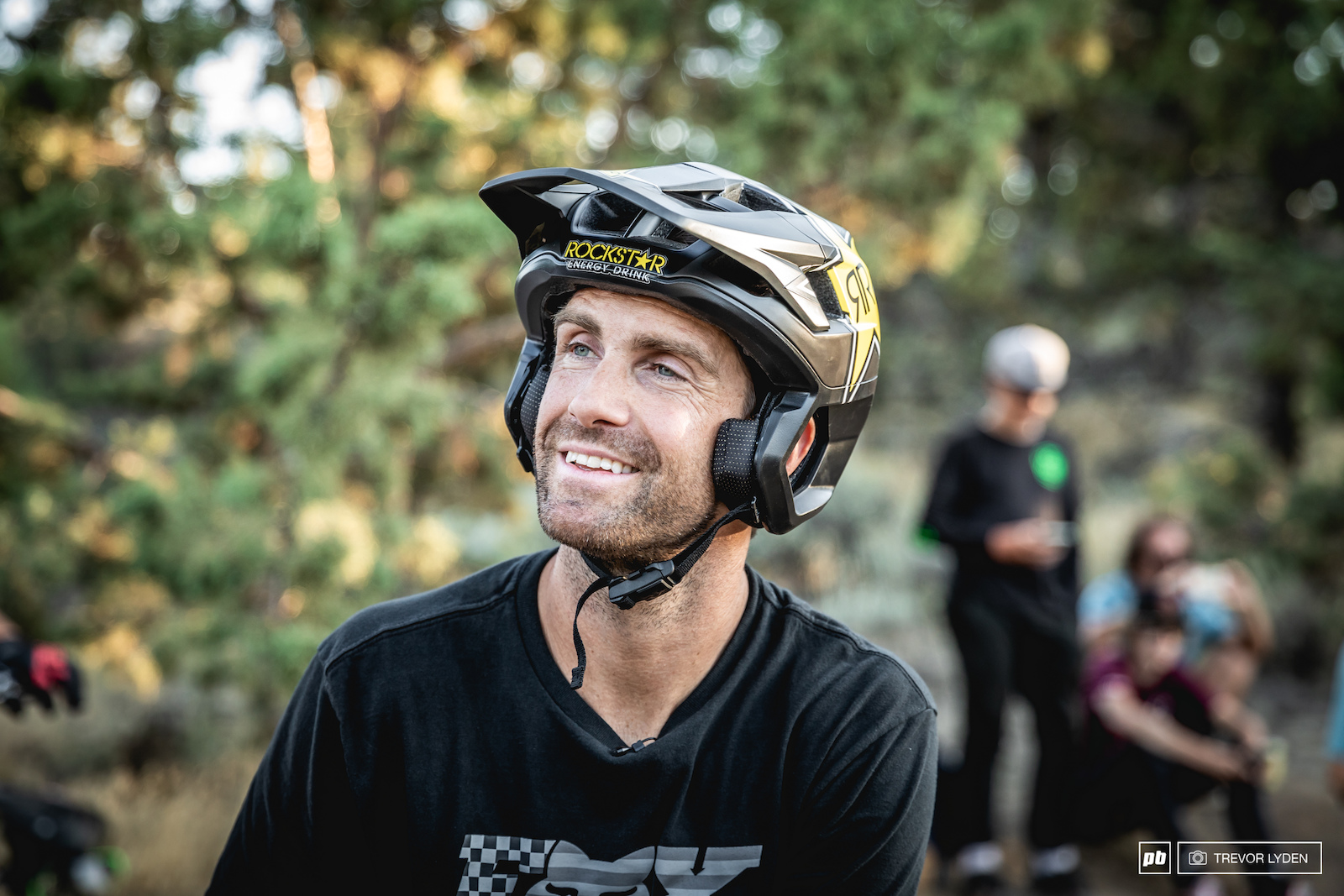 Cam McCaul had the crew over for his inaugural Slope Duro Cross event.