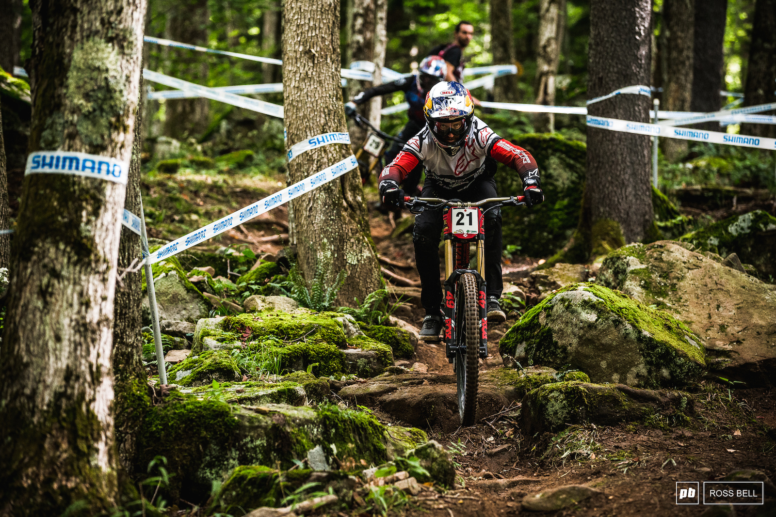 It s hard to get back in the racing groove mid season will Aaron Gwin fair better in Snowshoe than he did in MSA