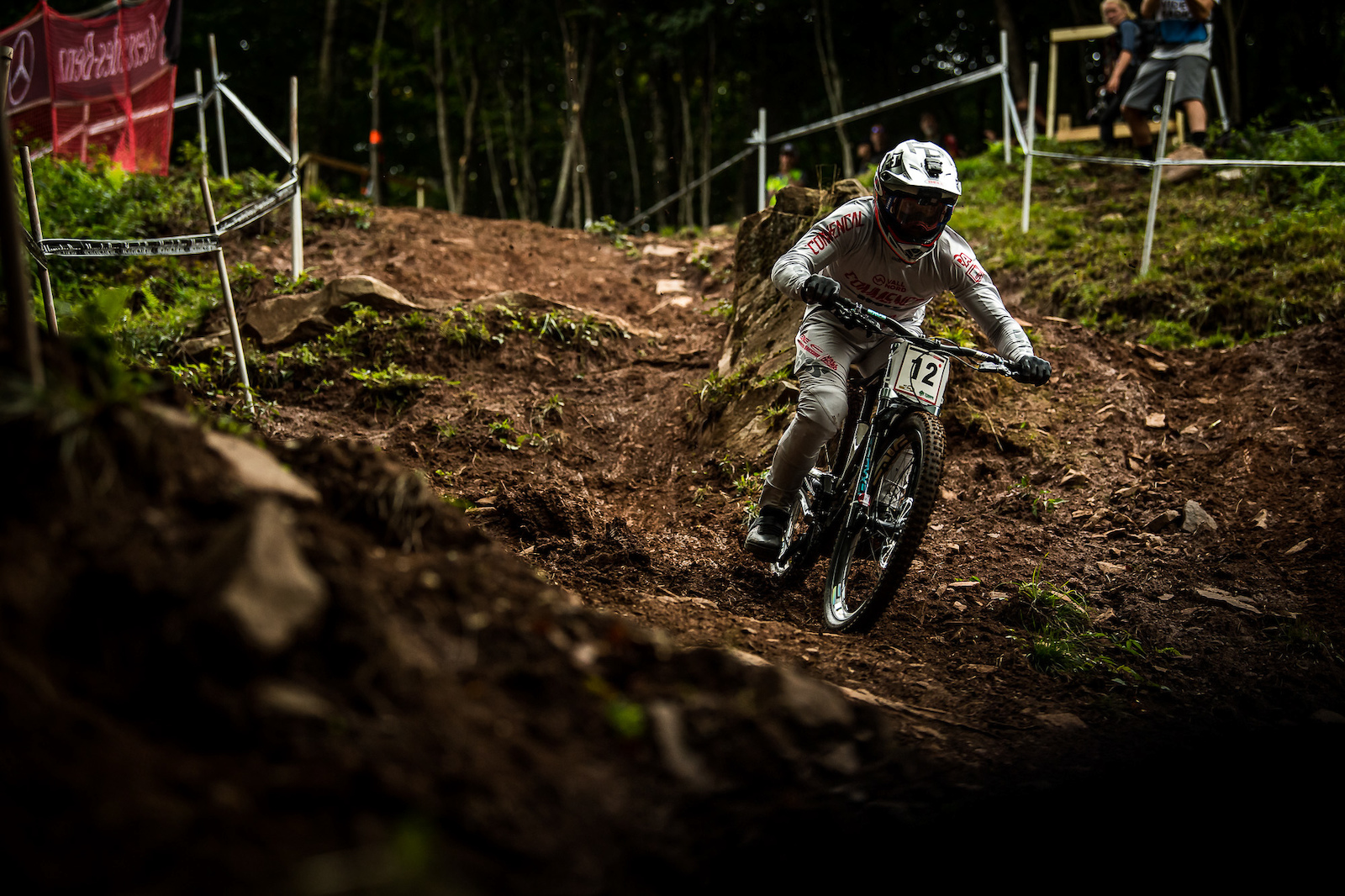 Thirion always kills it when the going gets steep.
