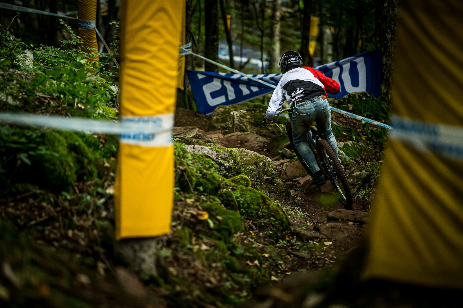 Johannes Von Klebelsberg will be looking for some redemption here in the USA after a champs gone wrong last weekend.