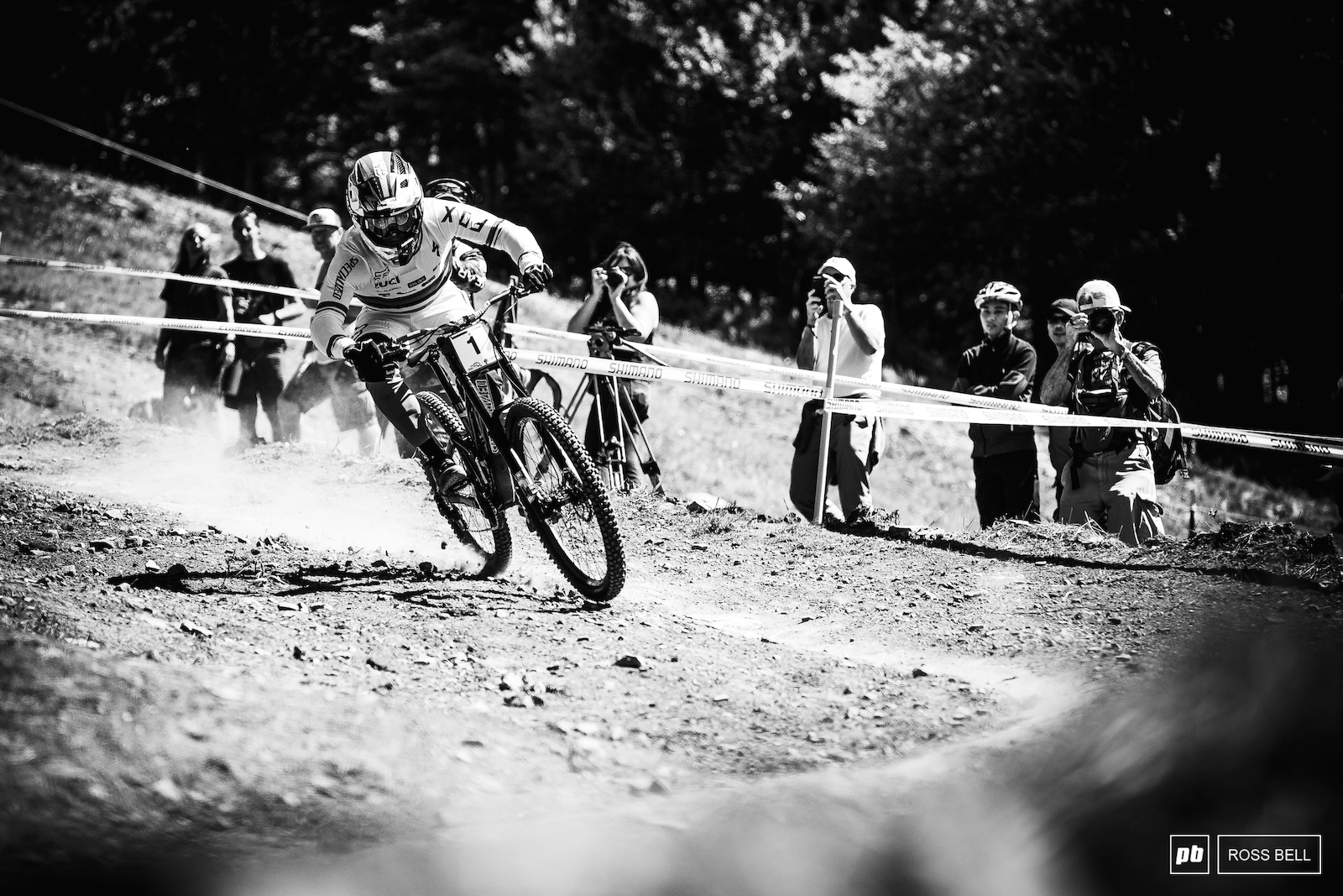 No point on offer today but Loic Bruni is one step closer towards that World Cup overall.