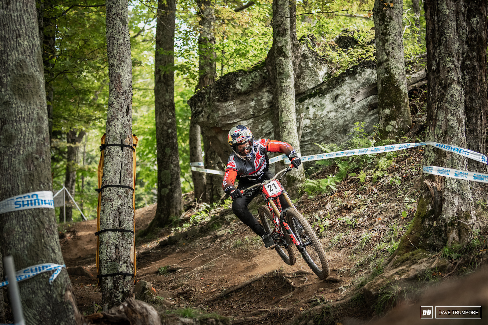 Aaron Gwin has some work to do if he wants to fight for the podium tomorrow