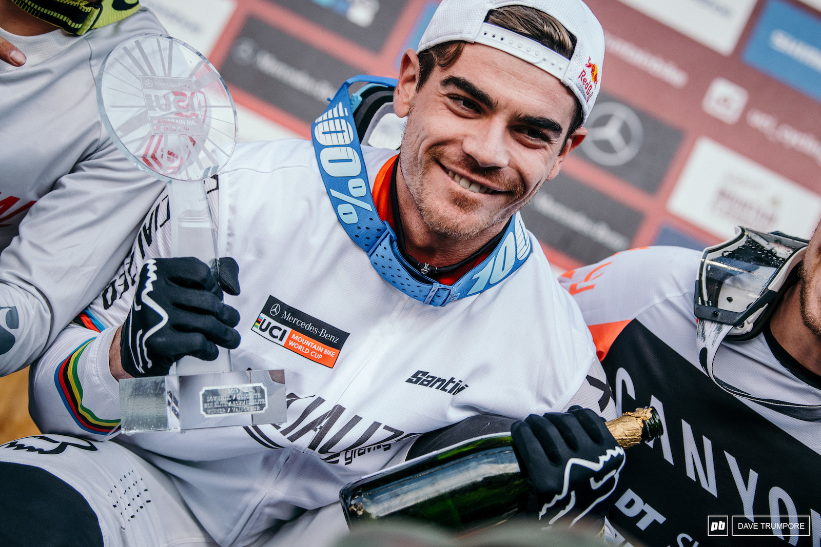 A long awaited first World Cup championship for the four time World Champ. What a season for Loic Bruni